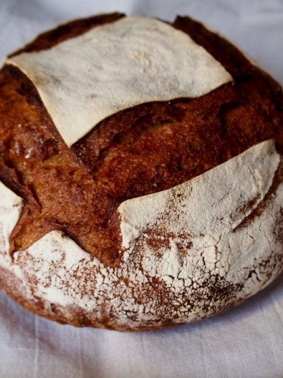 Foodblog Foodblogger About Fuel Fabian Dietrich Natursauerteigbrot selber machen