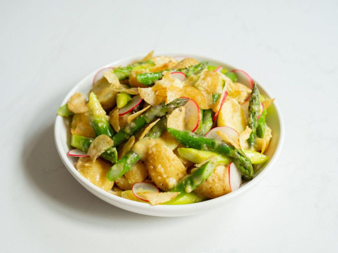 About_Fuel_Kartoffelsalat mit grünem Spargel und Chips-Dressing_Rezept_8