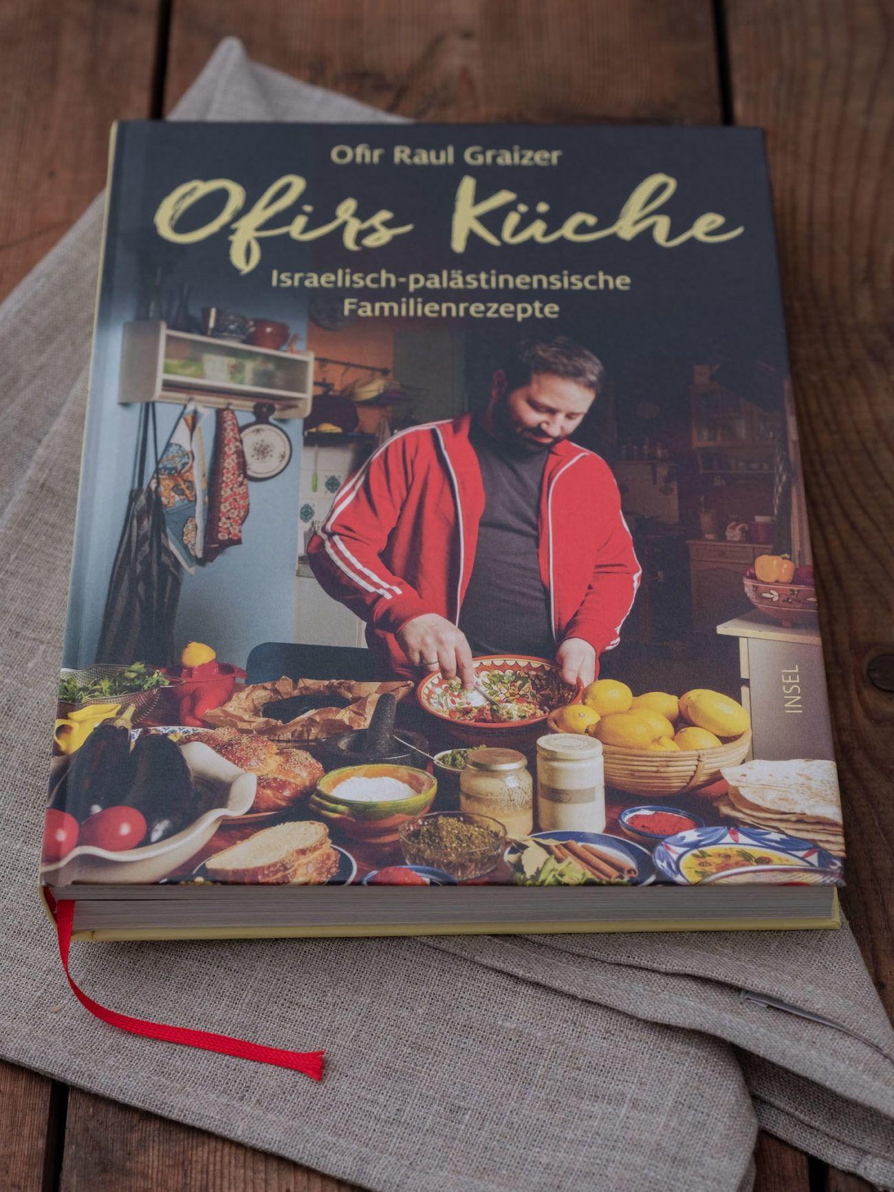 About Fuel, Ofir Raul Graizer, Kochbuch, Rezept, Ofirs Küche, Buch