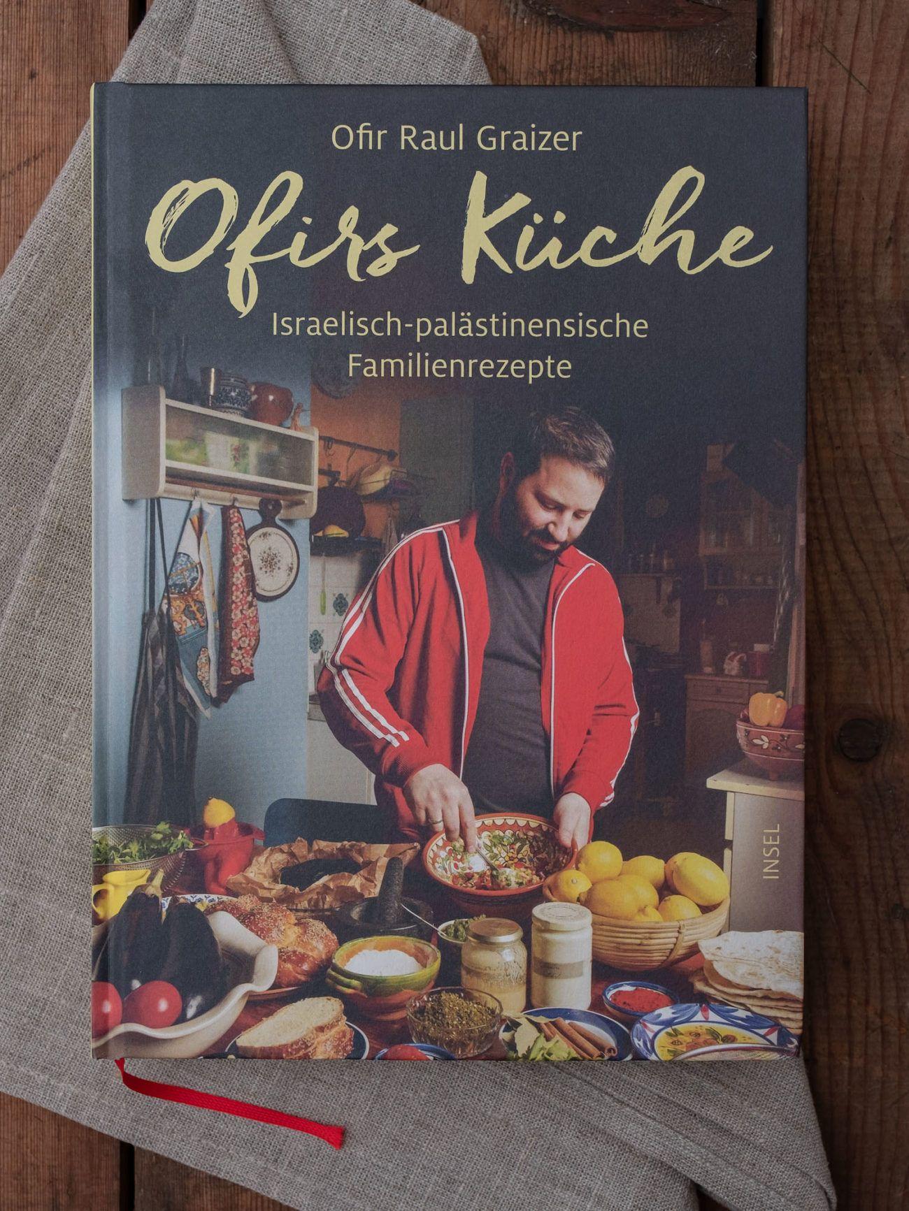 About Fuel, Ofir Raul Graizer, Kochbuch, Rezept, Ofirs Küche