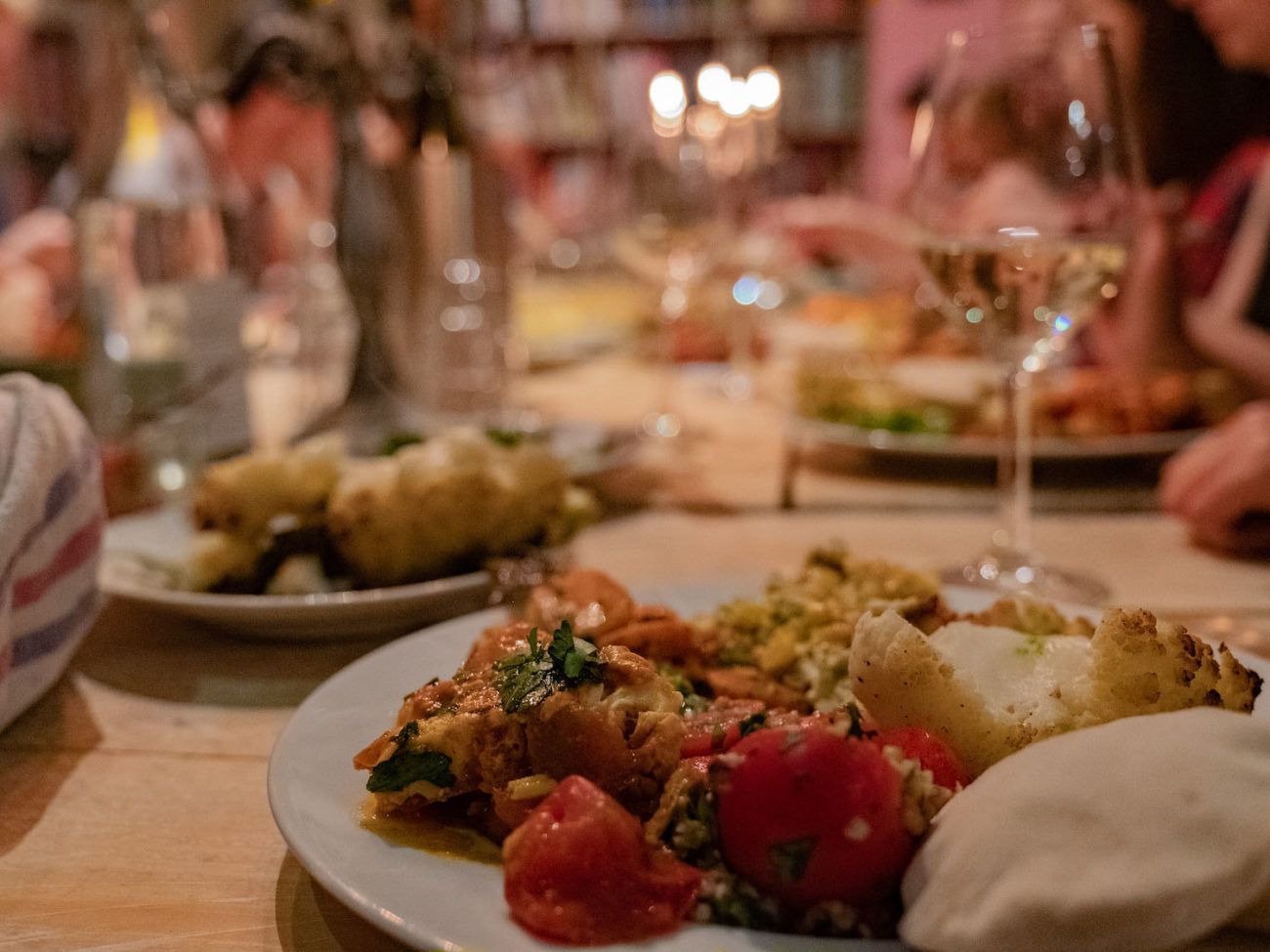 About Fuel, Ofir Raul Graizer, Kochkurs, Wein, Festmahl, Dinner