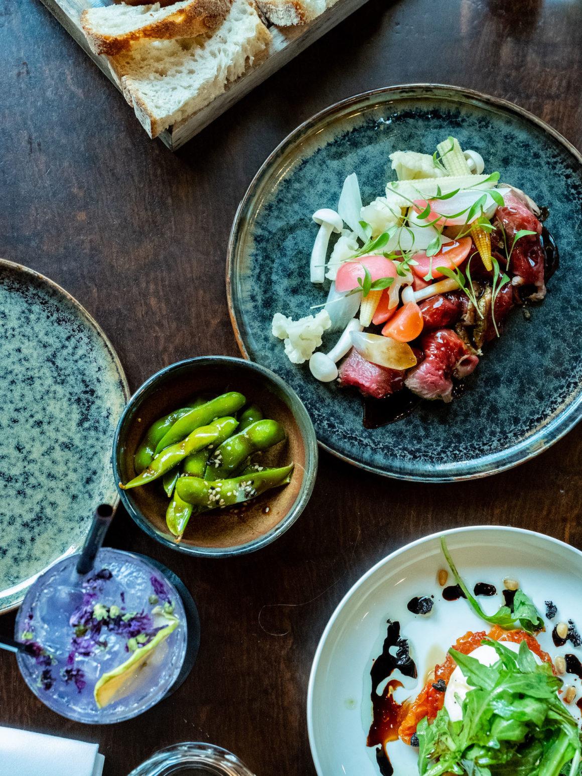 Foodblog Blend Berlin Burrata Edamame