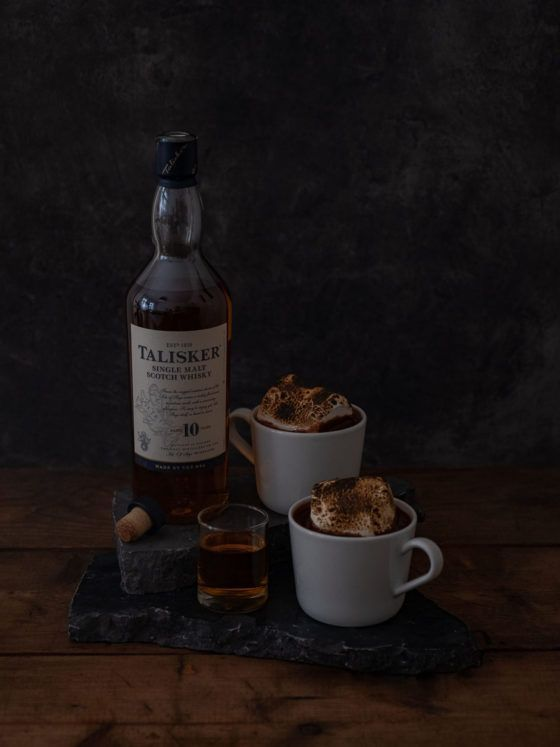 Talisker, Hot Chocolate, Whisky