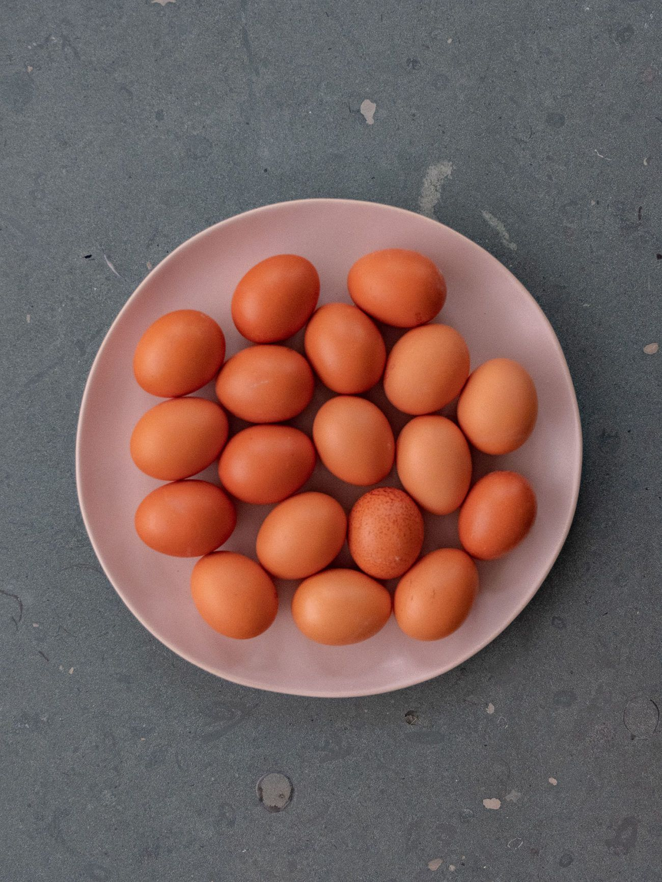 Rezept Omelette mit Spinatsalat, About Fuel, Eier