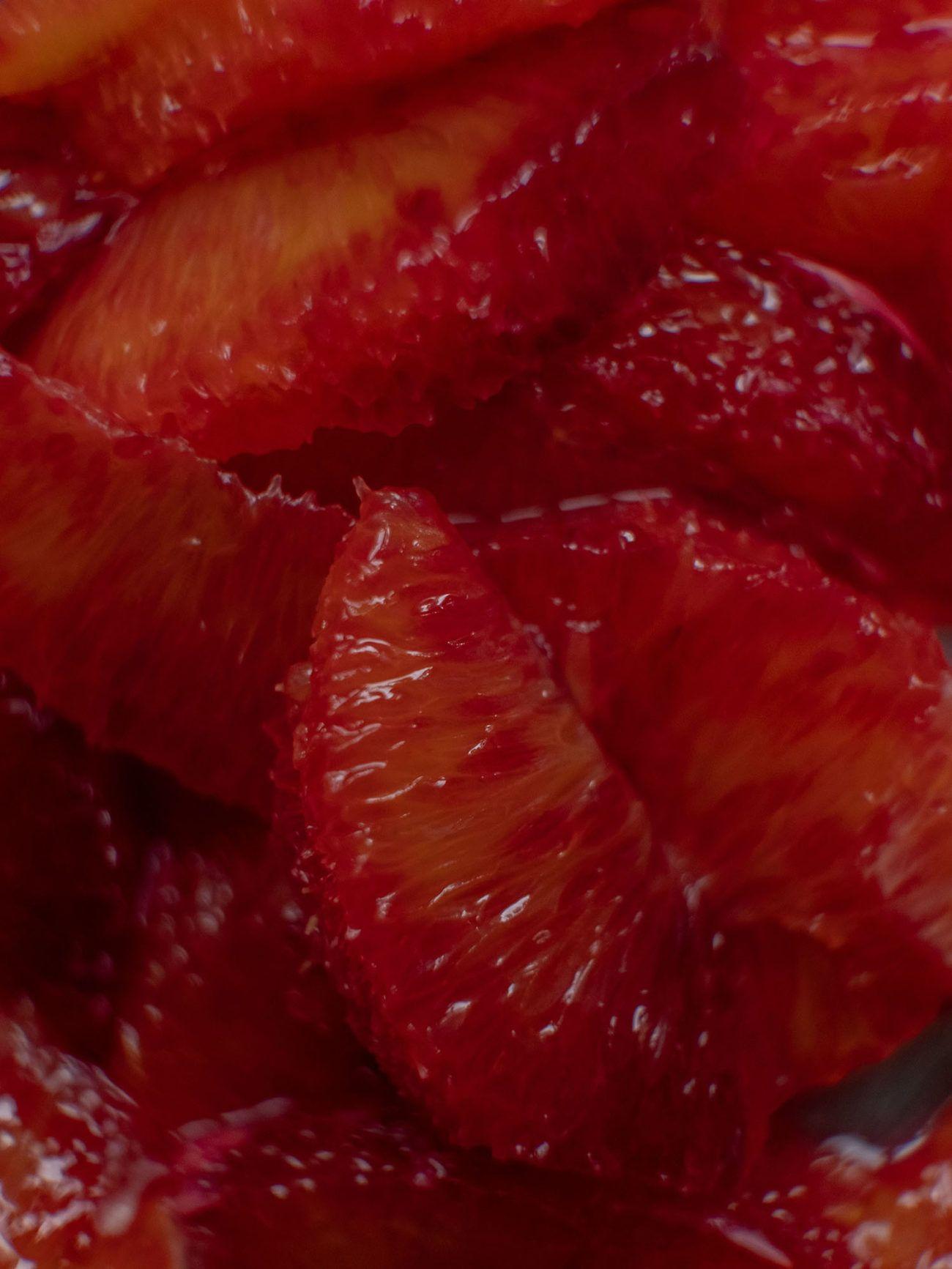 Rezept_Zitrussalat mit Avocado und Pistaziendressing, Filets, Blutorangen