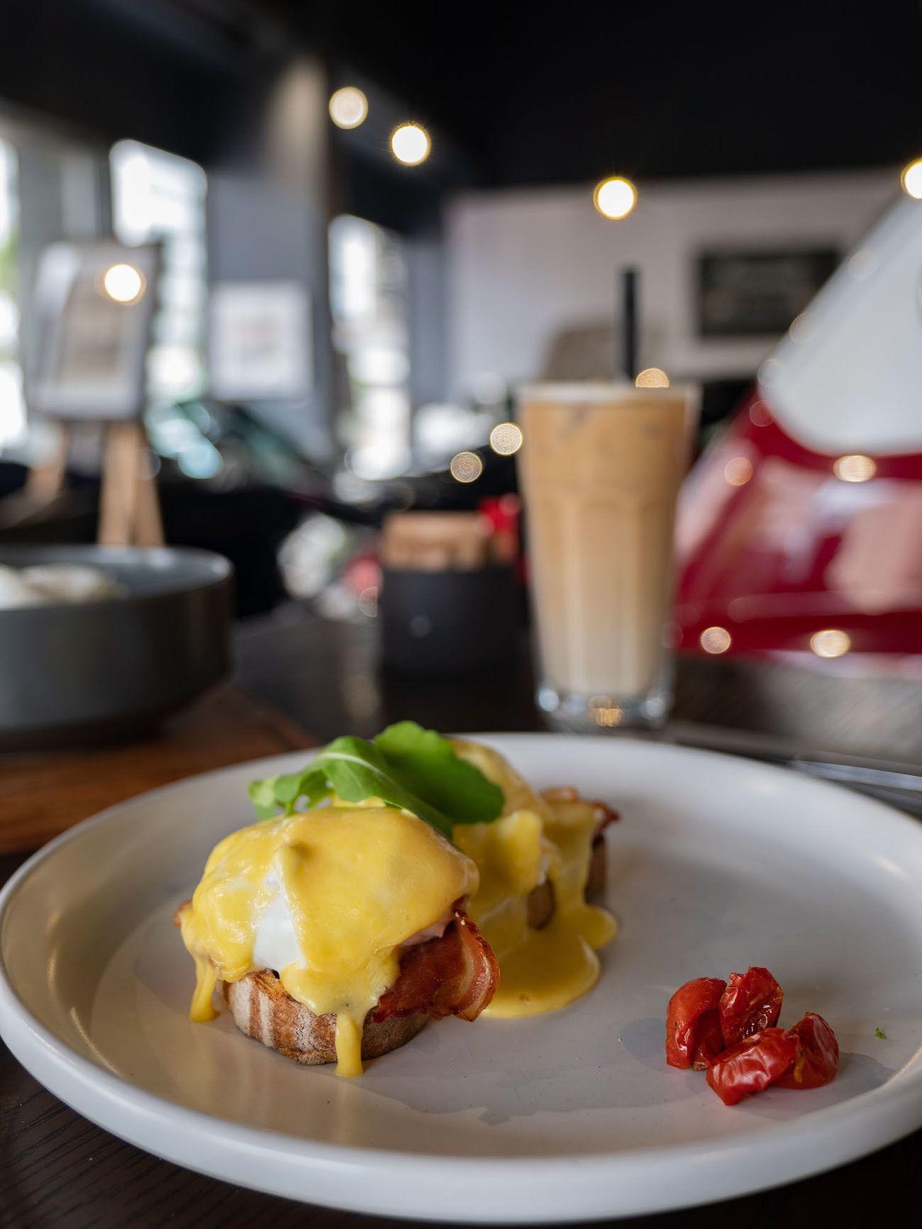 Frühstücks - und Brunch Guide für Kapstadt, Dapper, Eggs, Tomaten