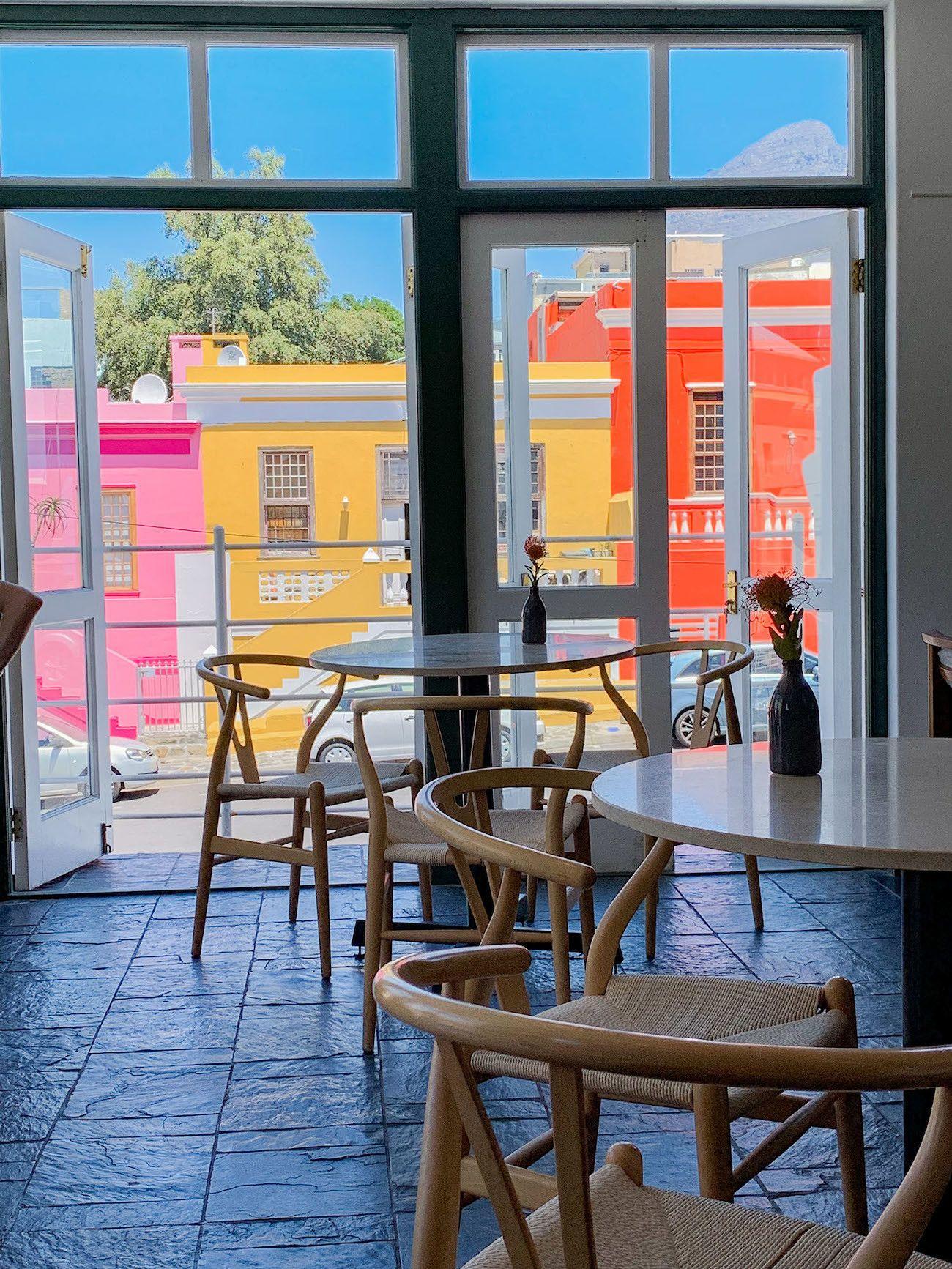 Frühstücks - und Brunch Guide für Kapstadt, Harvest Cafe, Bo Kaap