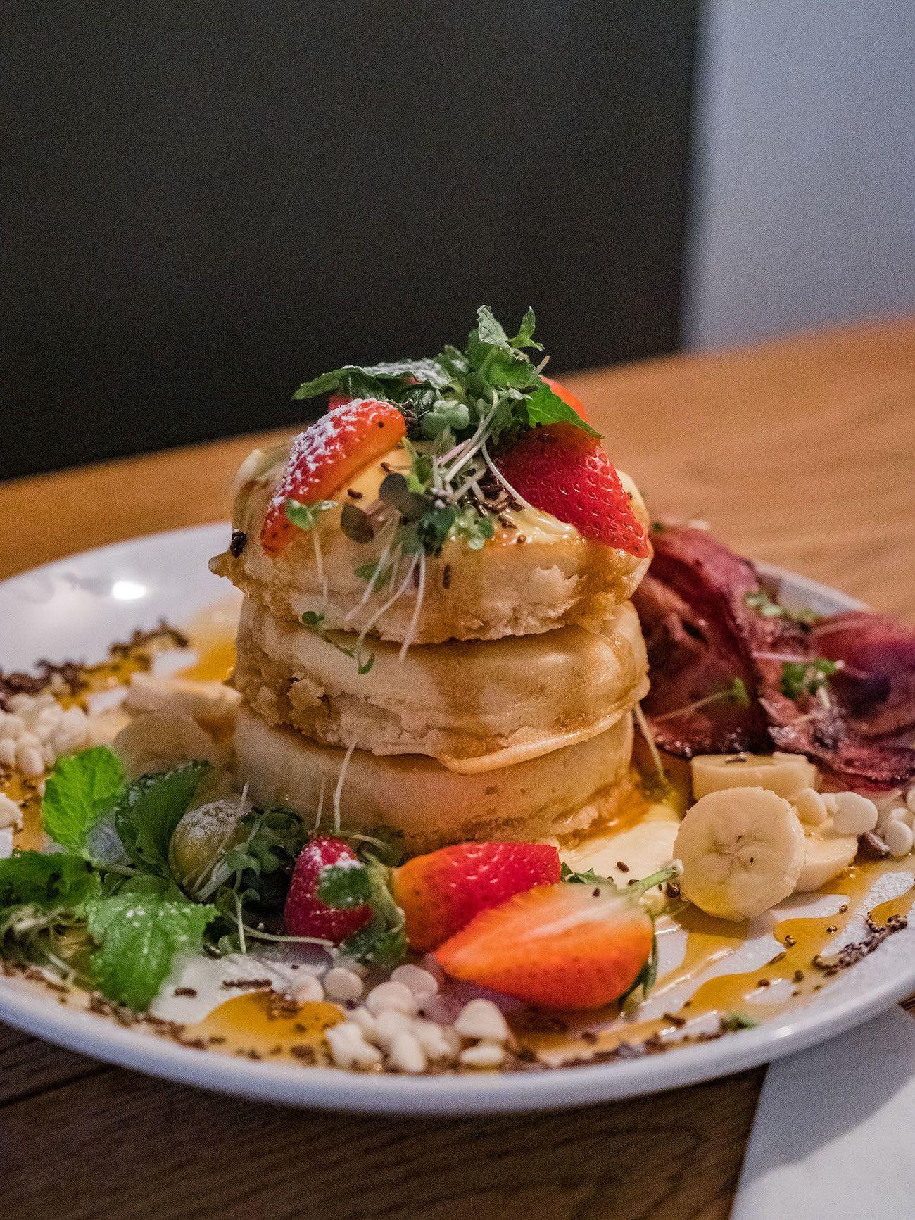 Frühstücks - und Brunch Guide für Kapstadt, Jarryds, Pancakes
