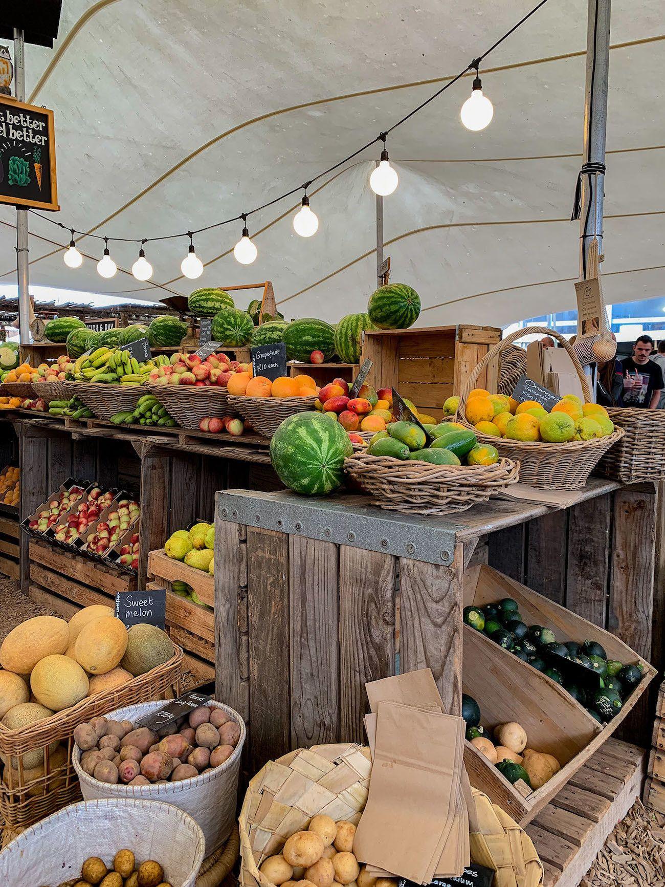 Frühstücks - und Brunch Guide für Kapstadt, Oranjezicht City Farm Market