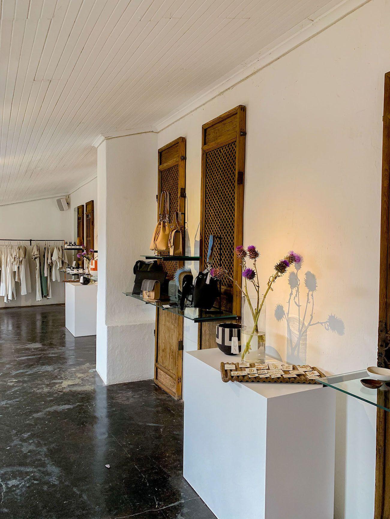 Frühstücks - und Brunch Guide für Kapstadt, The Strangers Club, Shop
