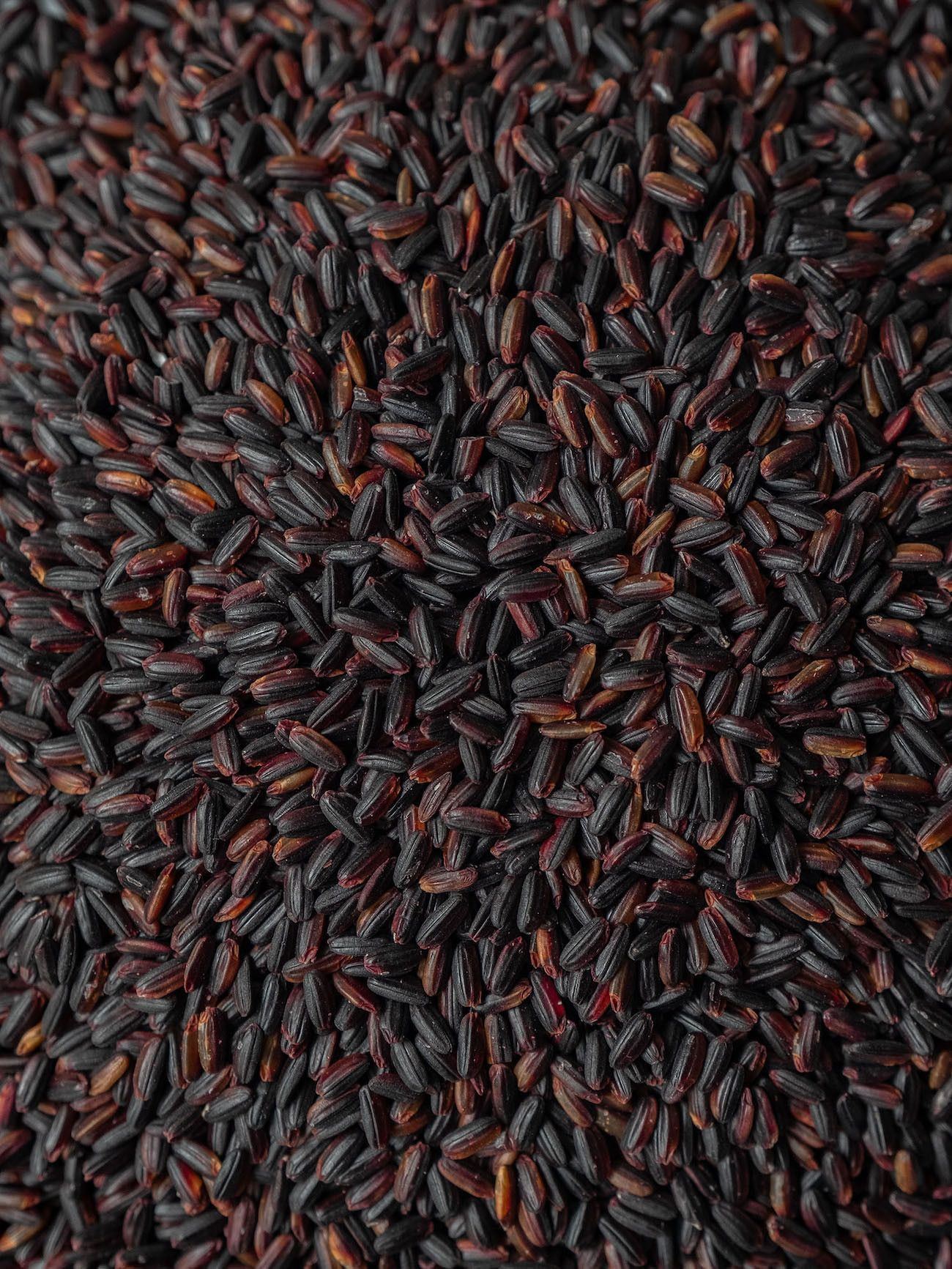 Foodblog, Rezept Kürbis Curry Püree mit zitronen Brokkoli und schwarzem Reis, Reis_1