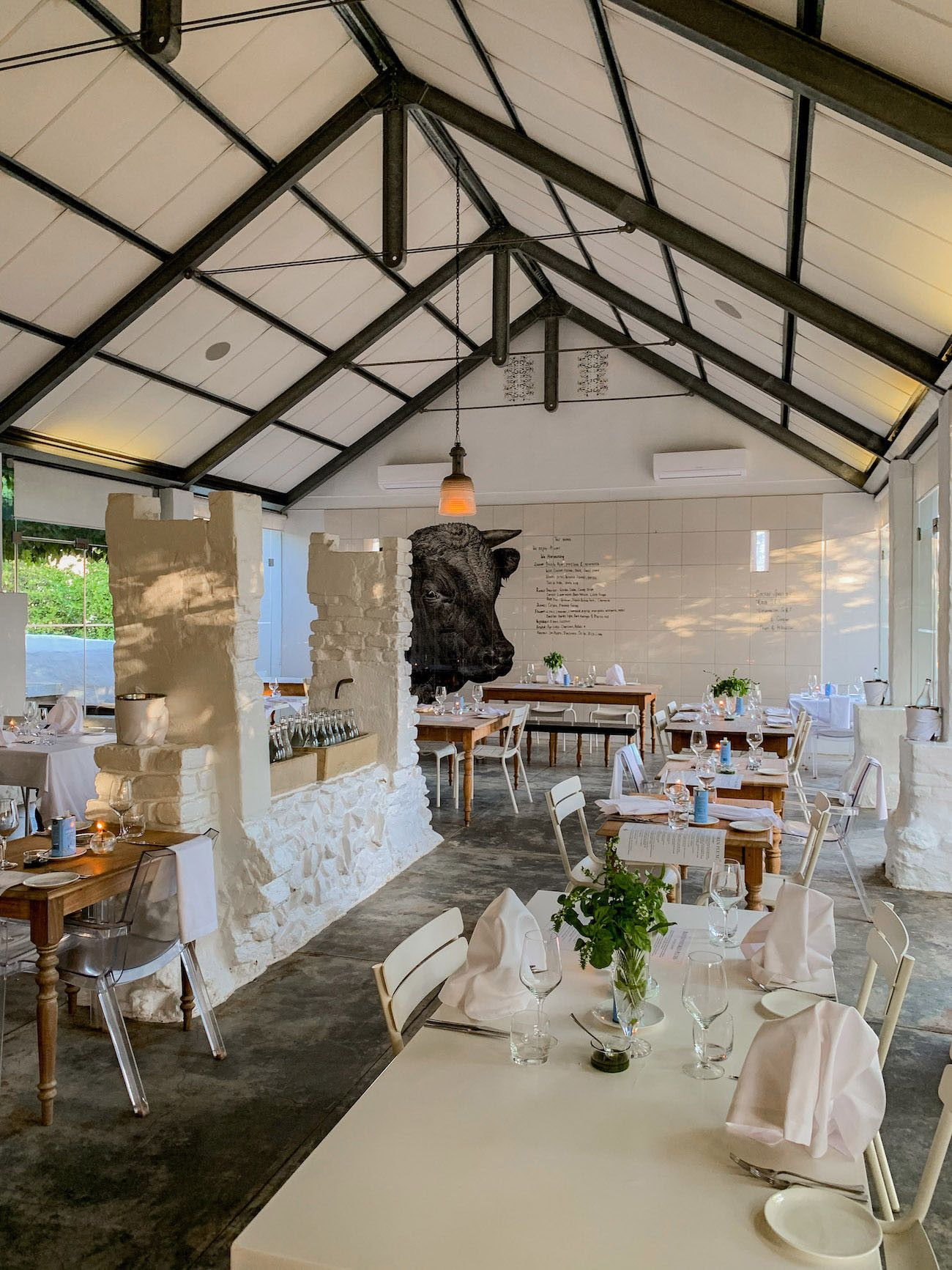 Weinguide Stellenbosch, Babel, Restaurant, Babylonstoren