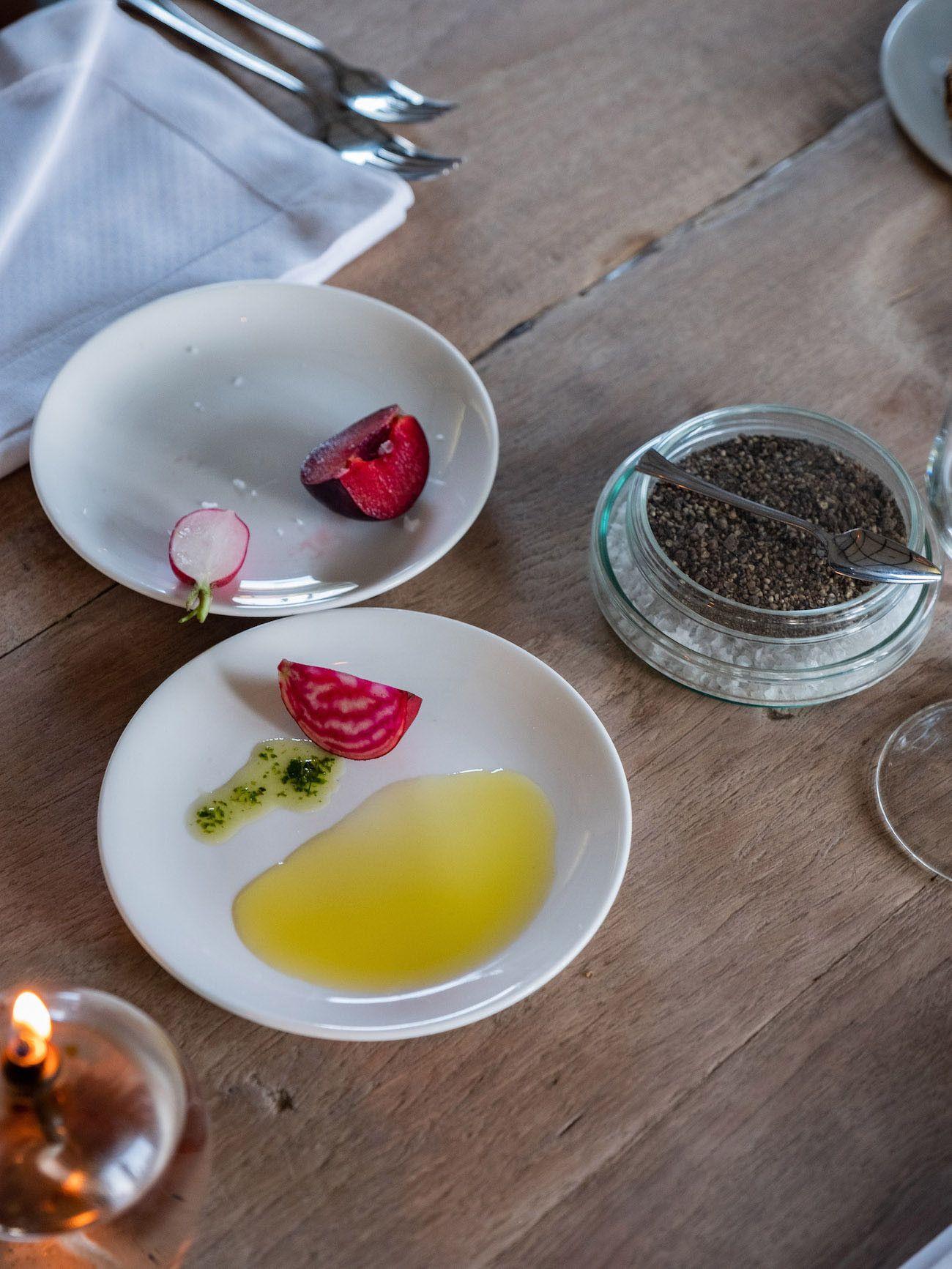 Weinguide Stellenbosch, Babylonstoren, Radischen, Olivenöl