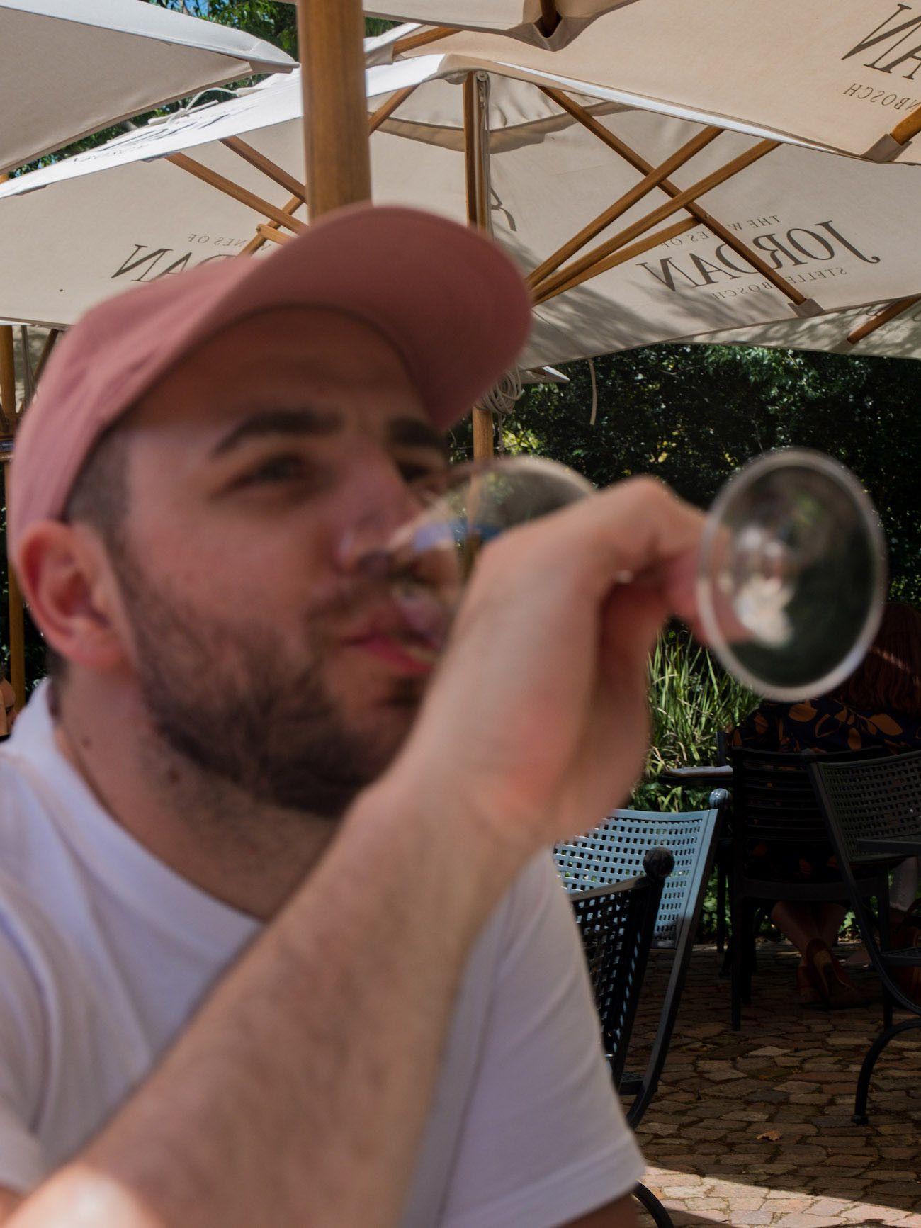 Weinguide Stellenbosch, Jordans, Wein