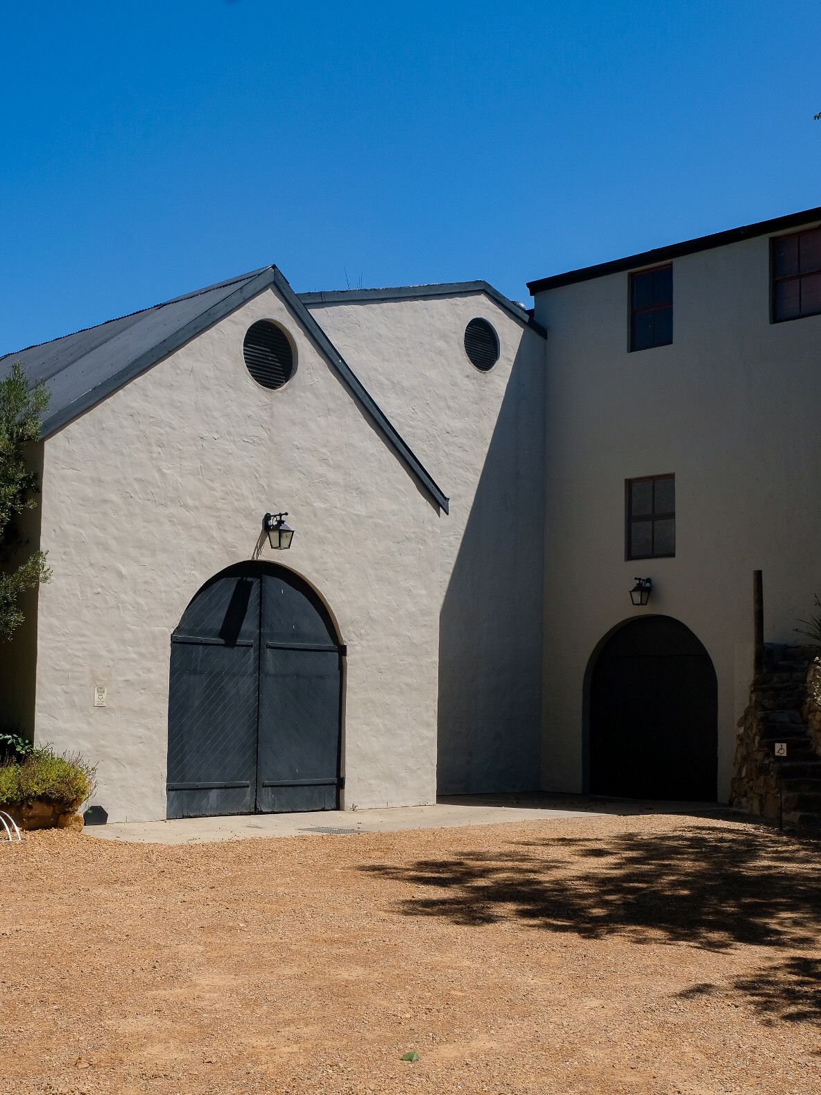 Weinguide Stellenbosch, Jordans, Weinkeller