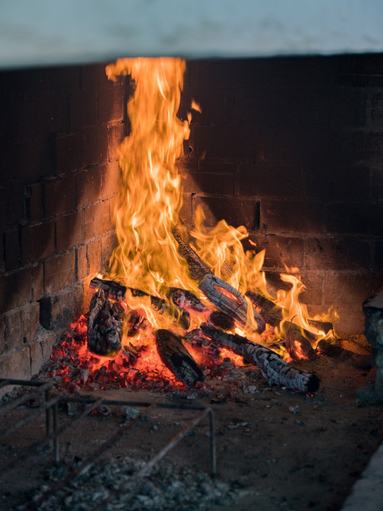 Weinguide Stellenbosch, Middelvlei, Feuer, Braai