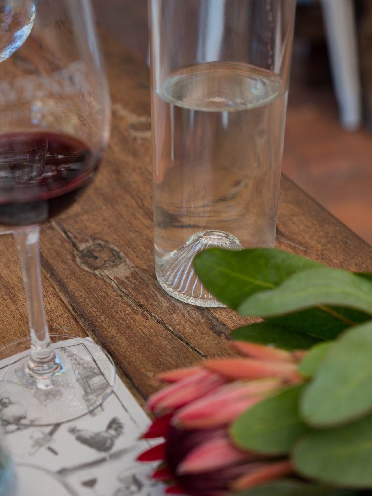 Weinguide Stellenbosch, l'Avenir, Rotwein