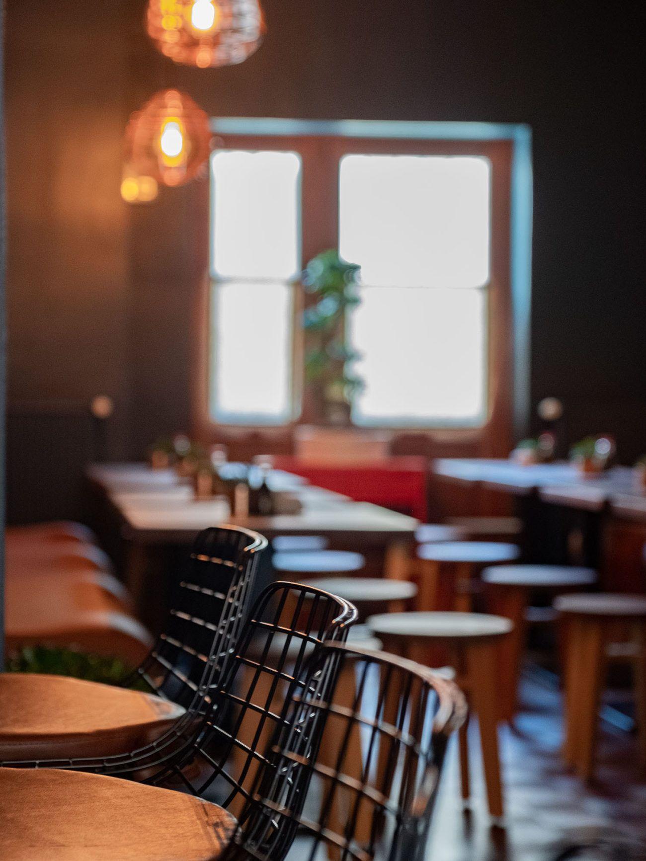 Foodblog About Fuel, Restaurant CHOTTO Berlin, Interieur