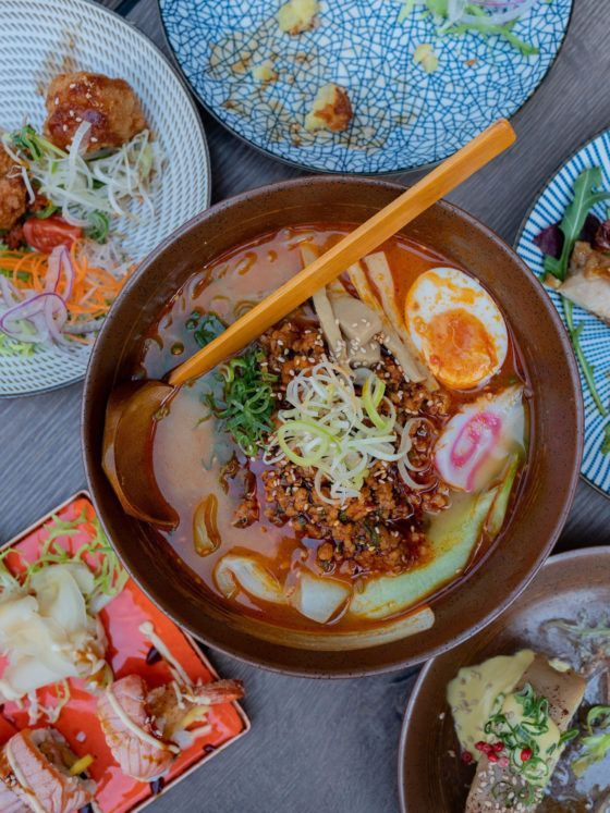 Foodblog About Fuel, Restaurant CHOTTO Berlin, Ramen