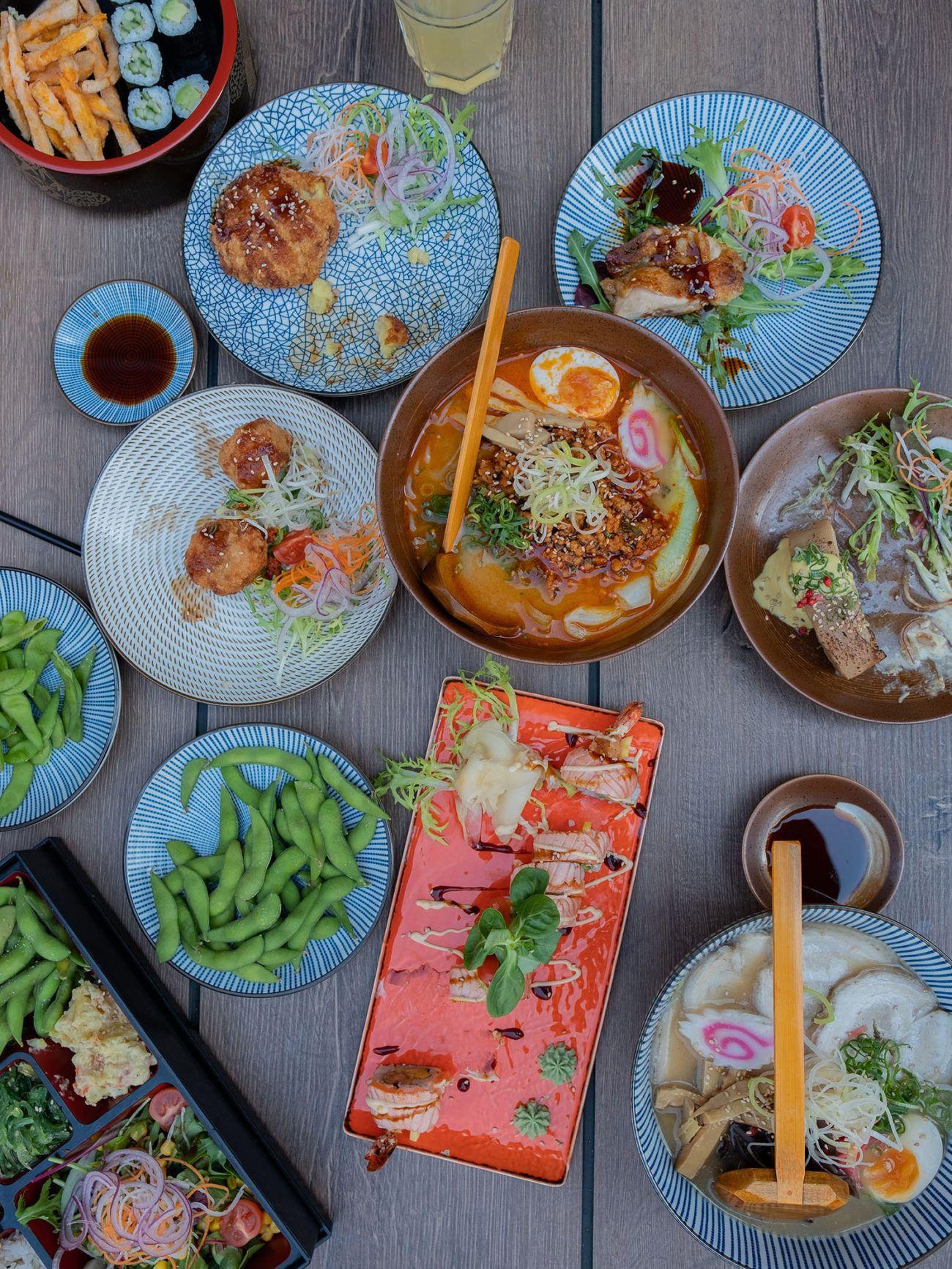 Foodblog About Fuel, Restaurant CHOTTO Berlin, Ramen, Bento Box, Izakaya
