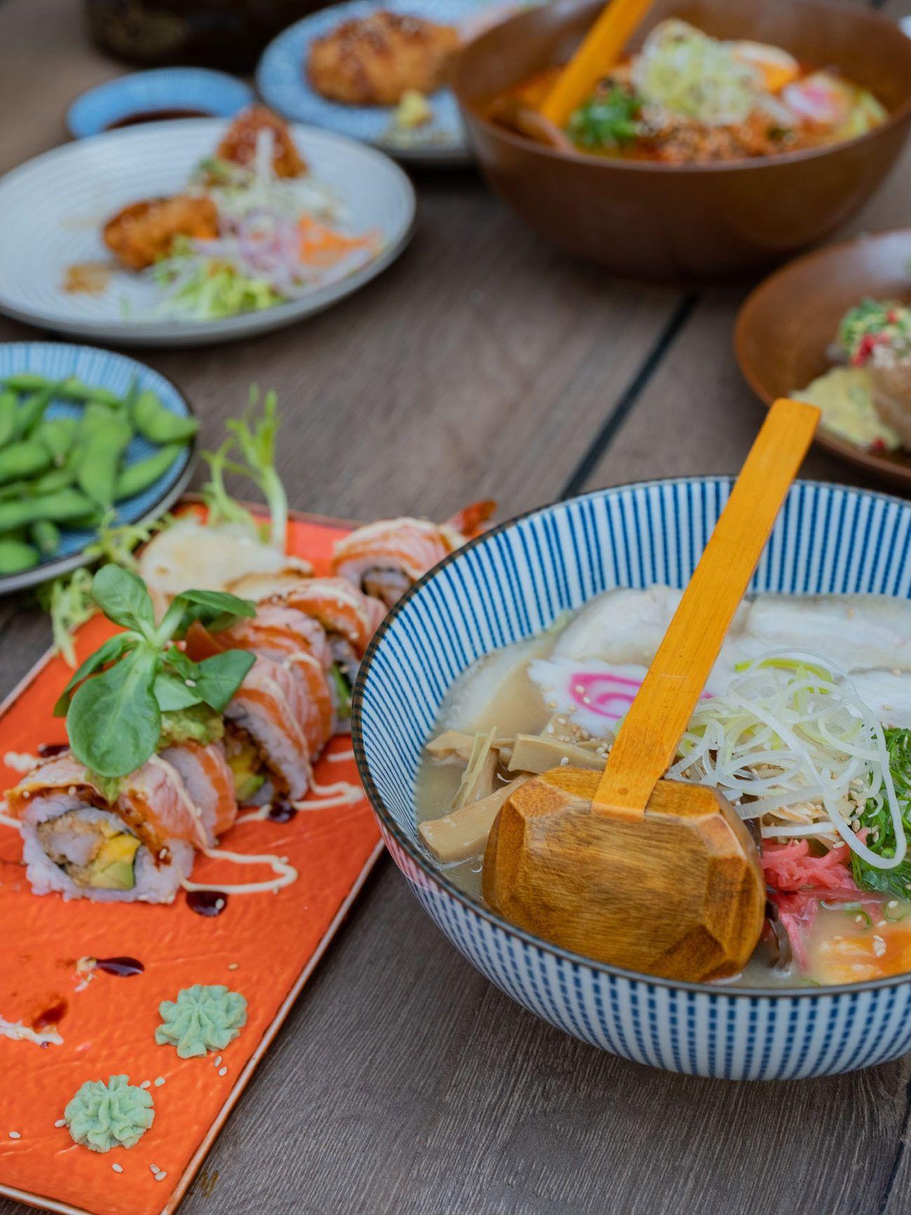 Foodblog About Fuel, Restaurant CHOTTO Berlin, Ramen, Sushi