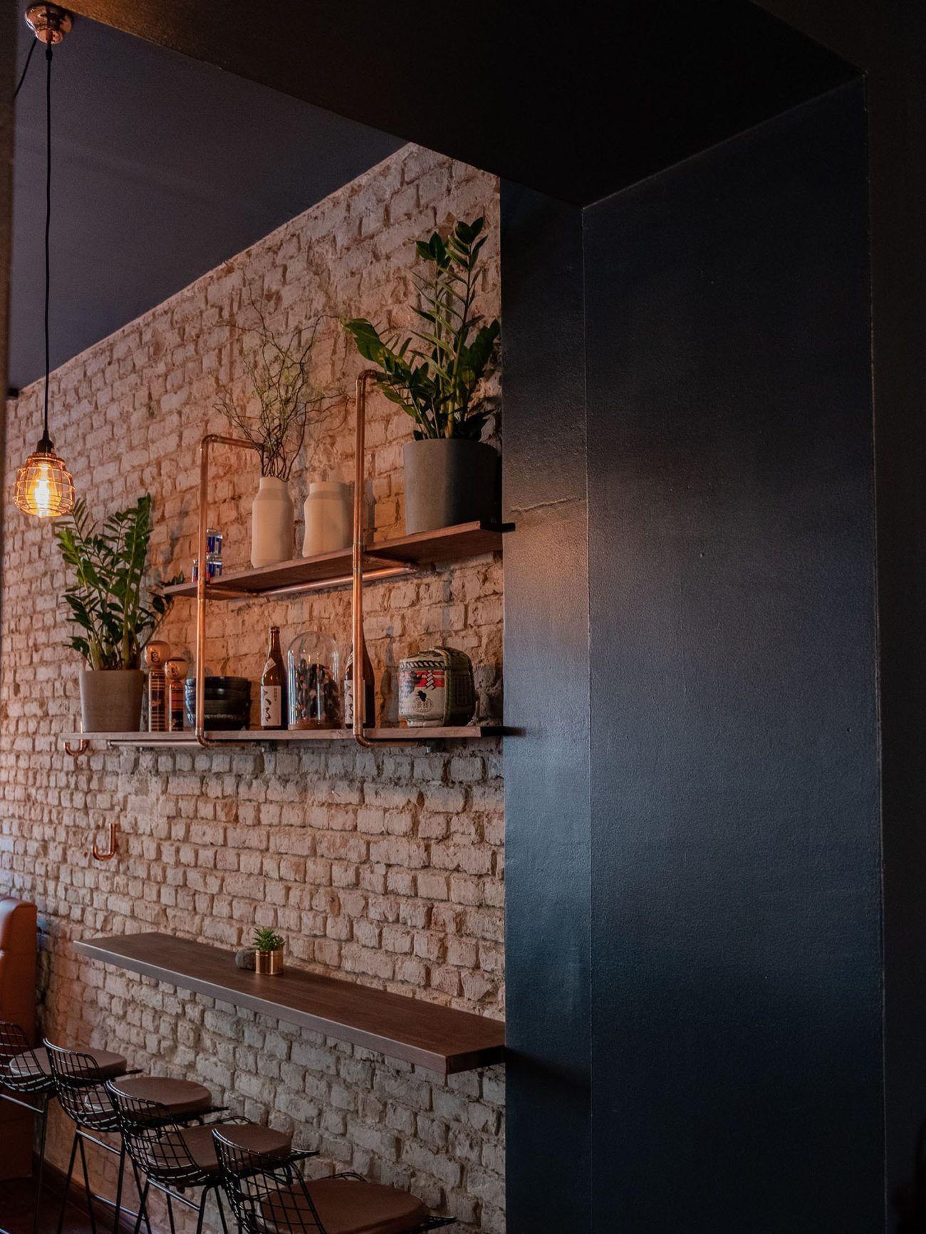 Foodblog About Fuel, Restaurant CHOTTO Berlin, Regal