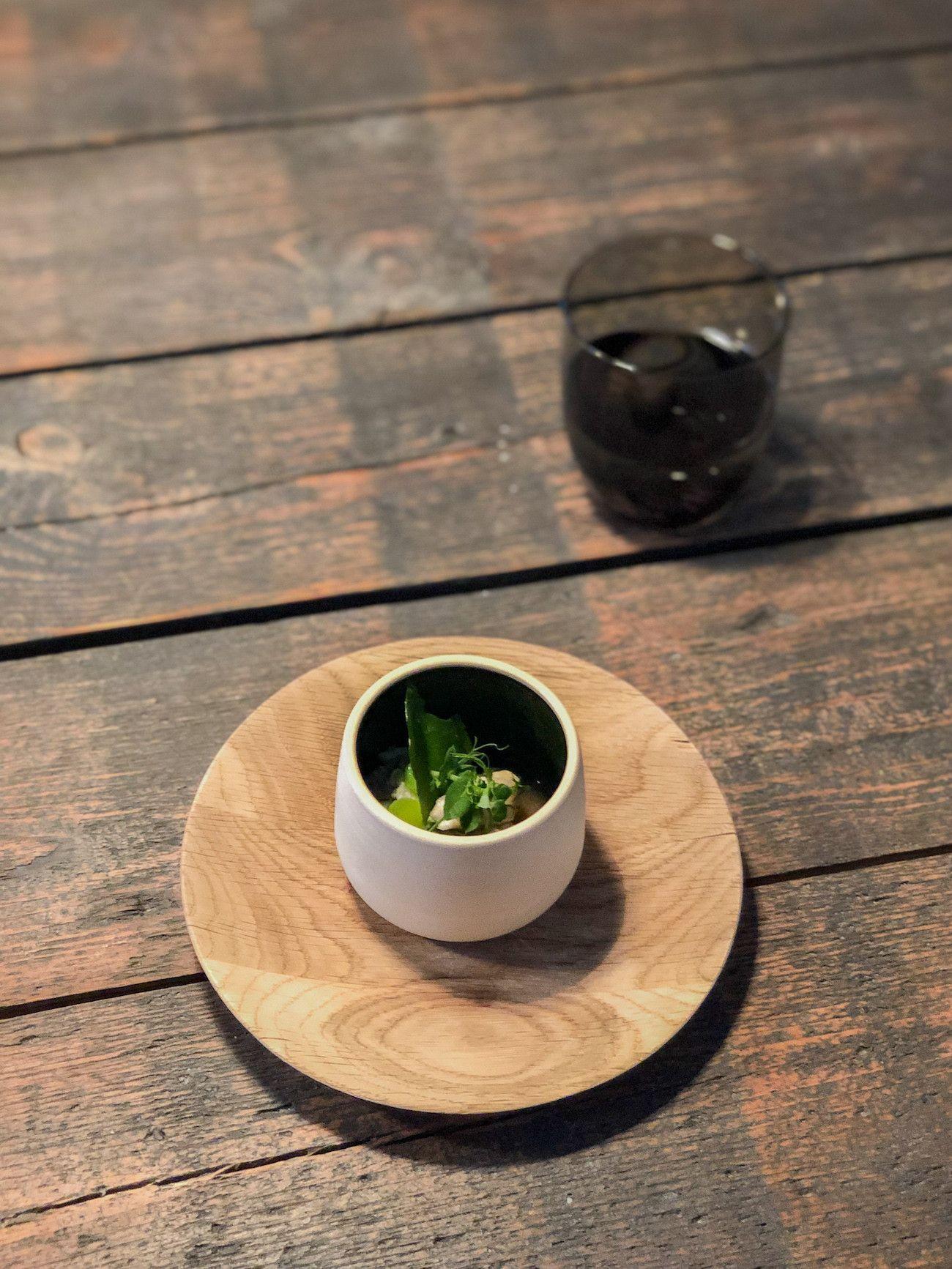 Foodblog, About Fuel, Leckerbissen, Tisk, Restaurtant, Ceviche, Gruß aus der Küche