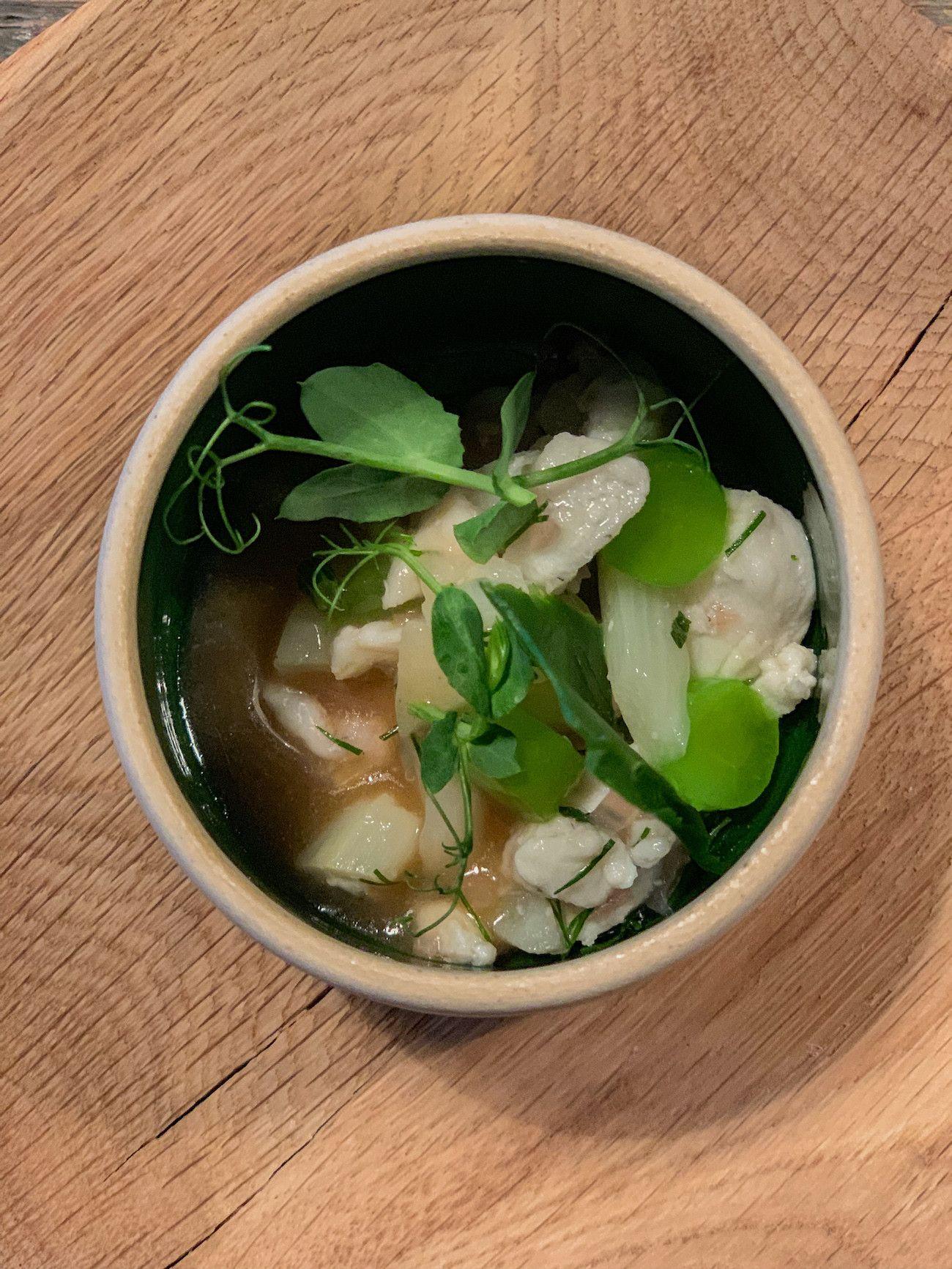 Foodblog, About Fuel, Leckerbissen, Tisk, Restaurtant, Ceviche