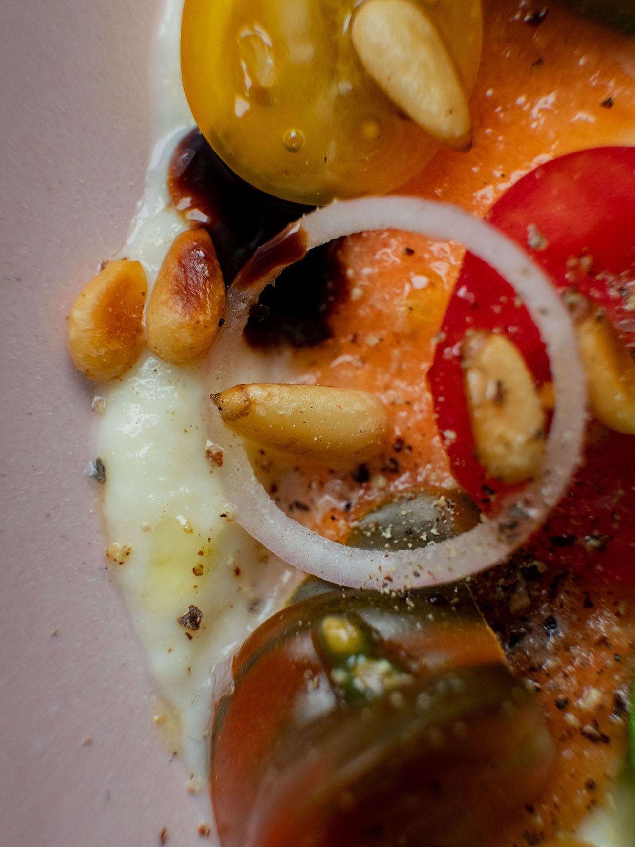 Foodblog, About Fuel, Rezept, Caprese Salat, Mozzarella