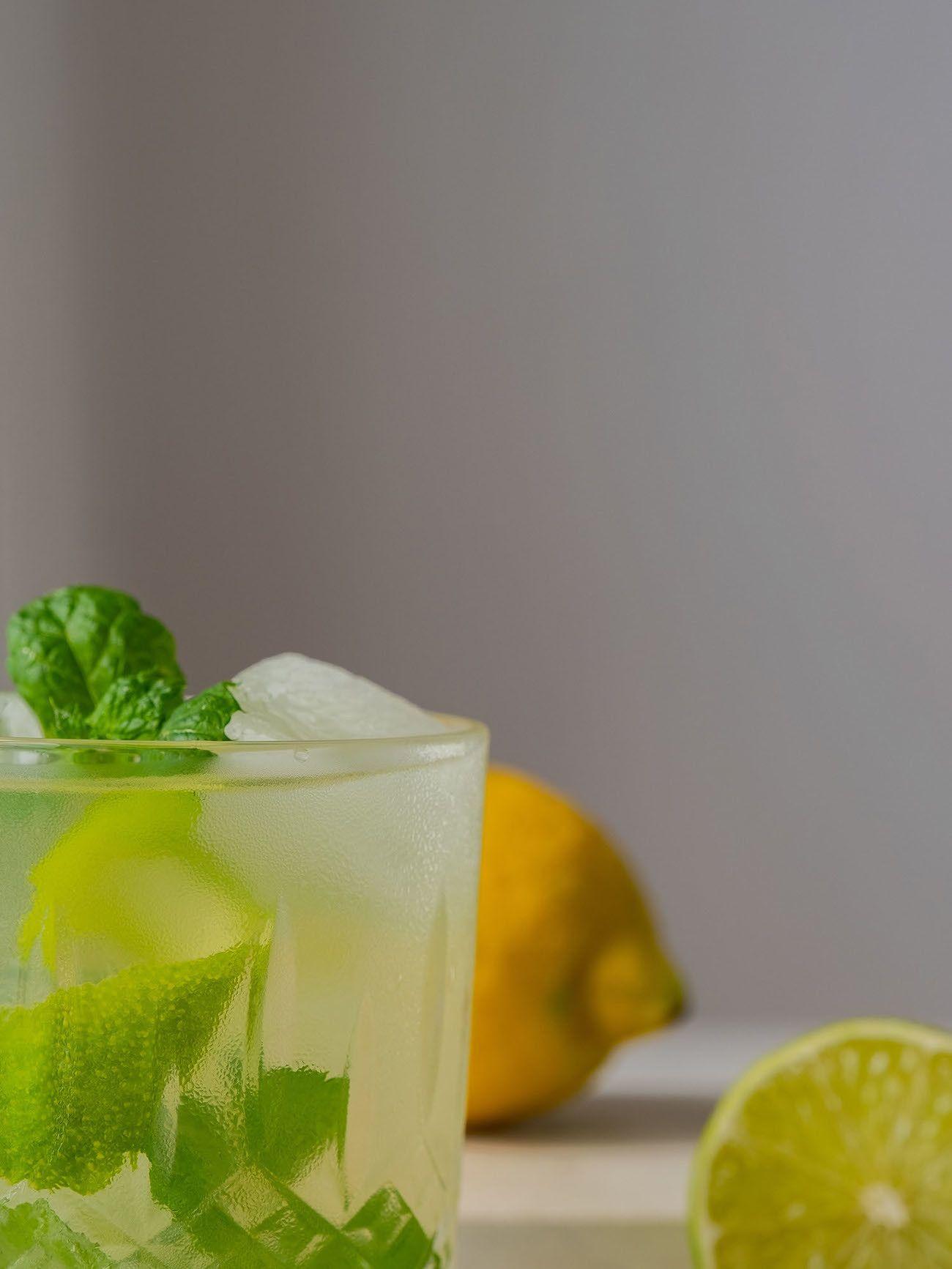 Foodblog About Fuel, Rezept Power Hugo, Saint Germain, Cocktail