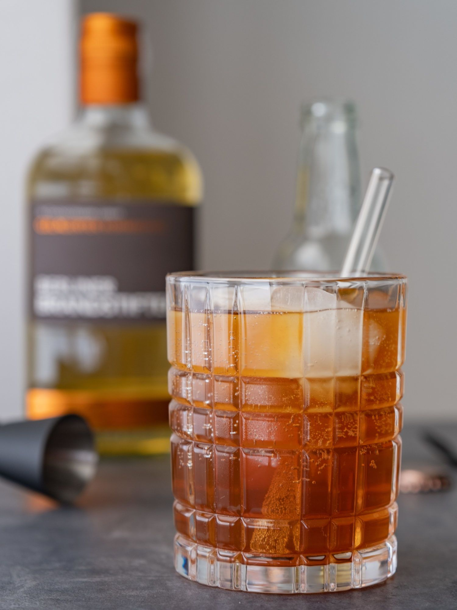 Foodblog, About Fuel, Brandstifter Coffee Tonic, Cocktail, Rezept