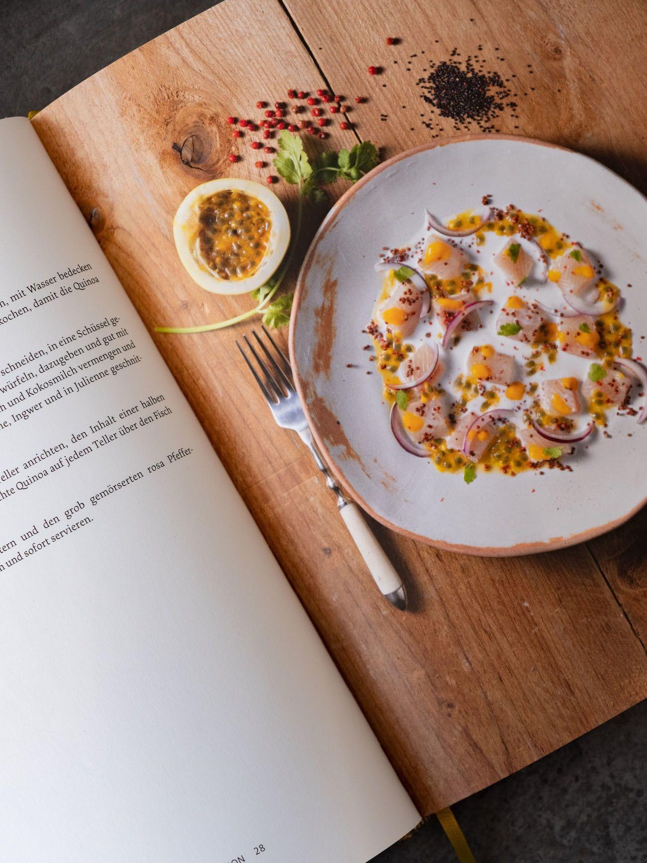 Foodblog, About Fuel, CEVICHE Das Kochbuch, Juan Danilo, Ceviche Rezept, Kochbuch