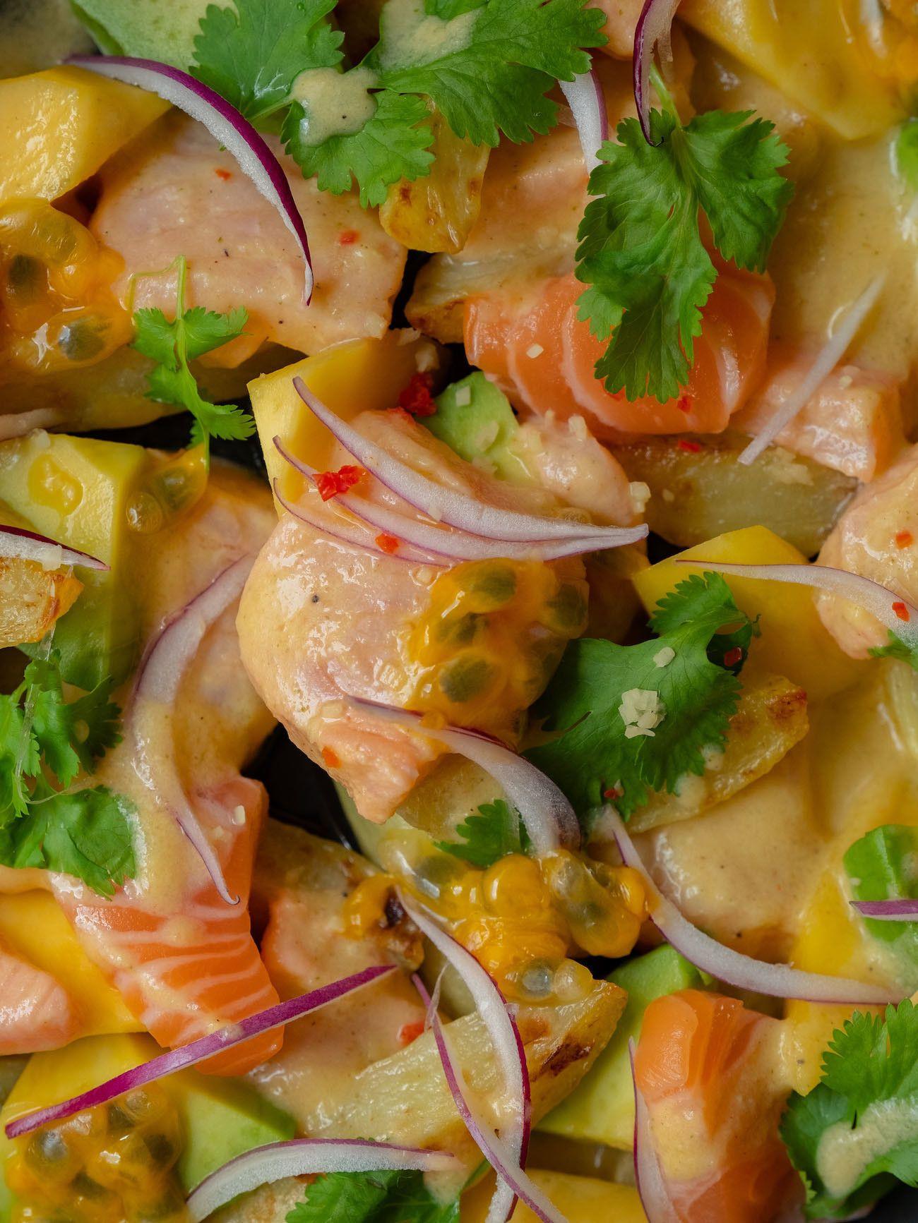 Foodblog, About Fuel, CEVICHE Das Kochbuch, Juan Danilo, Habanero, rote Zwiebeln, Ingwer, Koriander