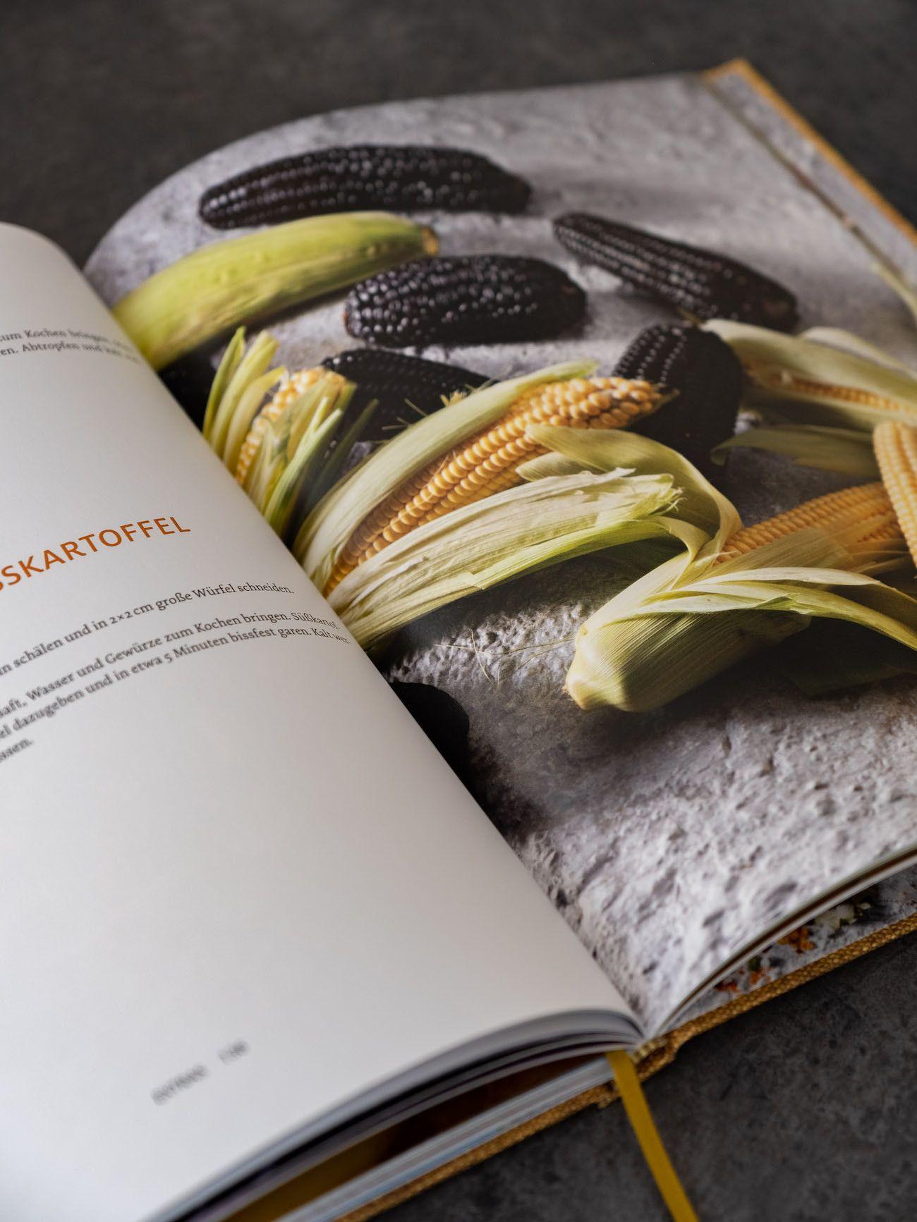 Foodblog, About Fuel, CEVICHE Das Kochbuch, Juan Danilo, Mais, Kochbuch