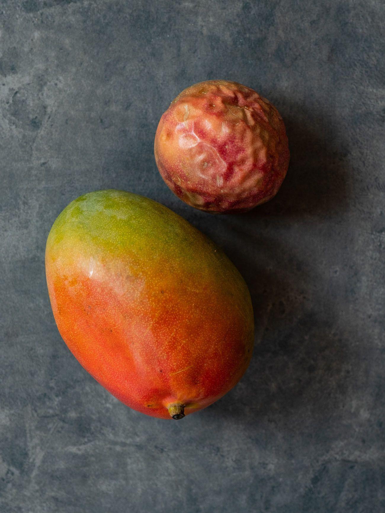 Foodblog, About Fuel, CEVICHE Das Kochbuch, Juan Danilo, Mango, Maracuja