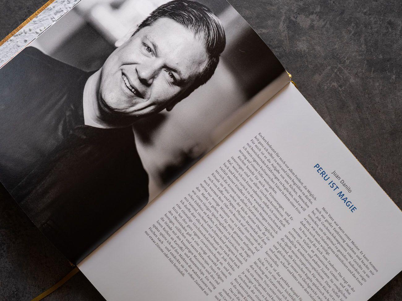 Foodblog, About Fuel, CEVICHE Das Kochbuch, Juan Danilo, Portrait, Peru ist Magie