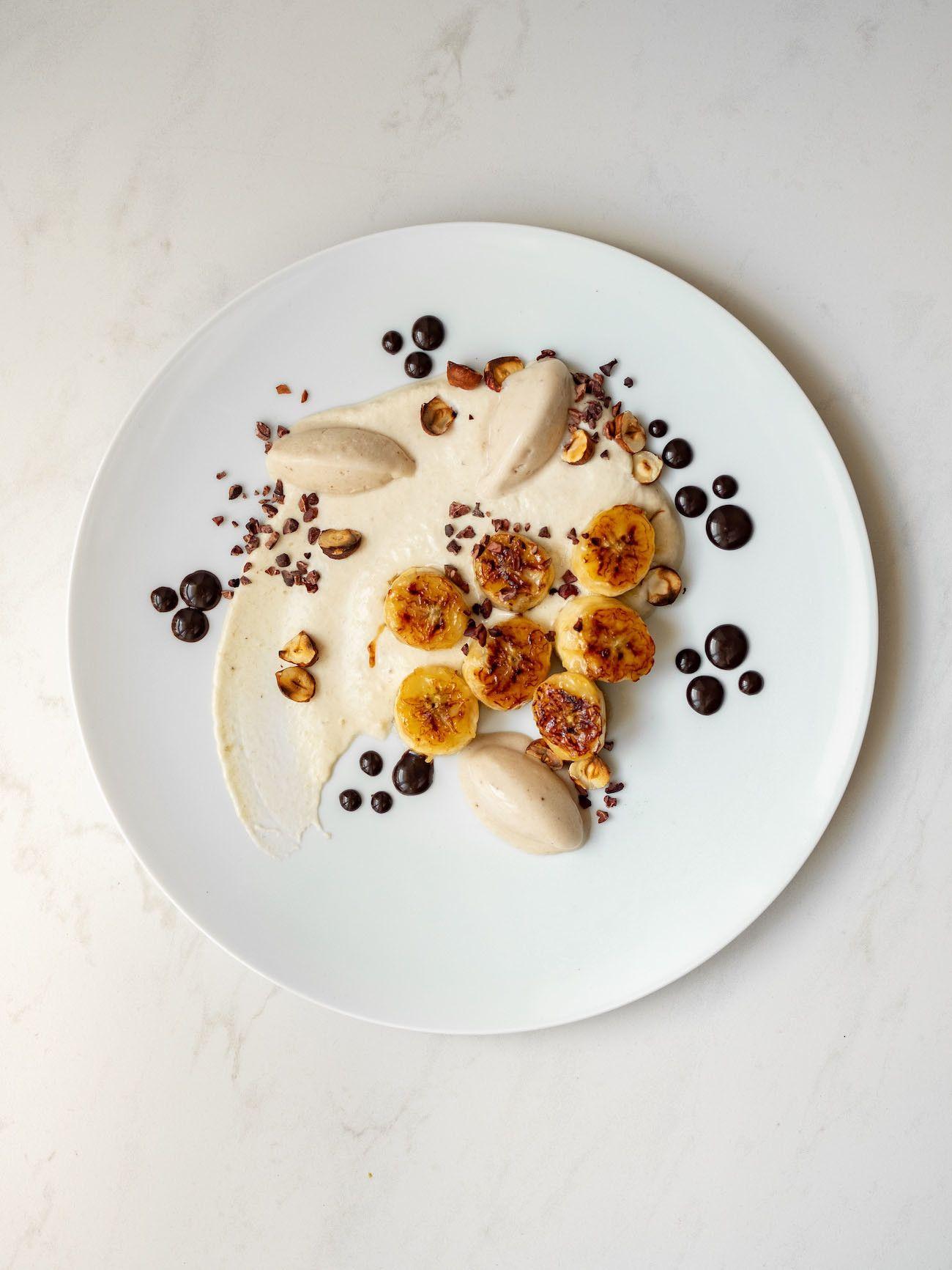 Foodblog, About Fuel, Rezept, Banane, Rum Schokolade, Haselnuss