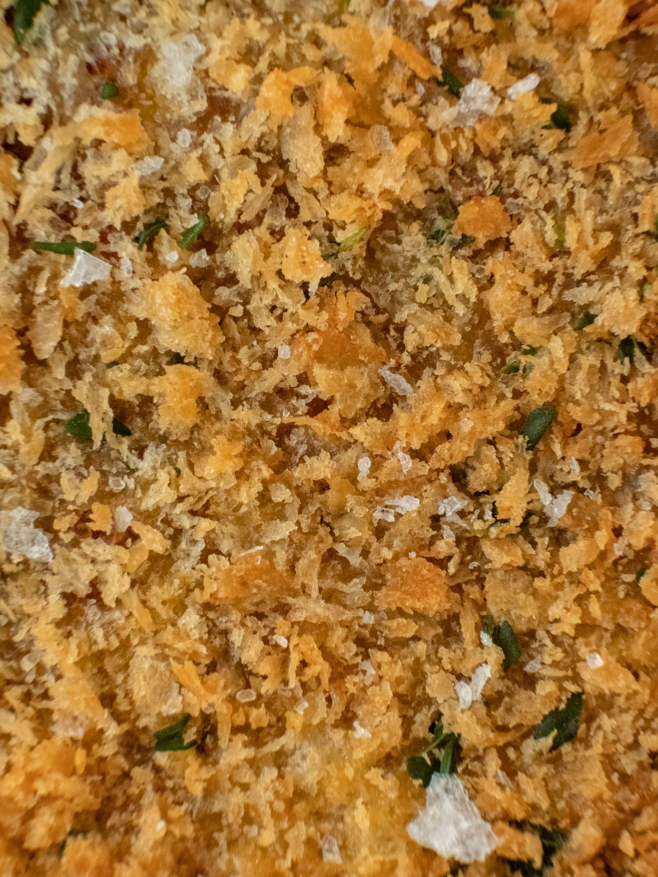 About Fuel, Foodblog, Bold Foods, Rezept, The Big T Schnitzel mit Reis und Avocadocreme, Panko, Salz