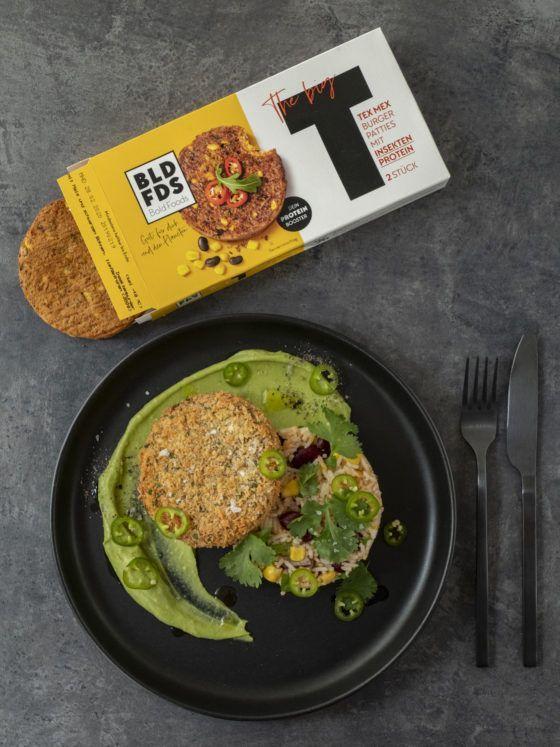 About Fuel, Foodblog, Bold Foods, Rezept, The Big T Schnitzel mit Reis und Avocadocreme, Tex Mex, Mais, Koriander, Bohnen, Salz