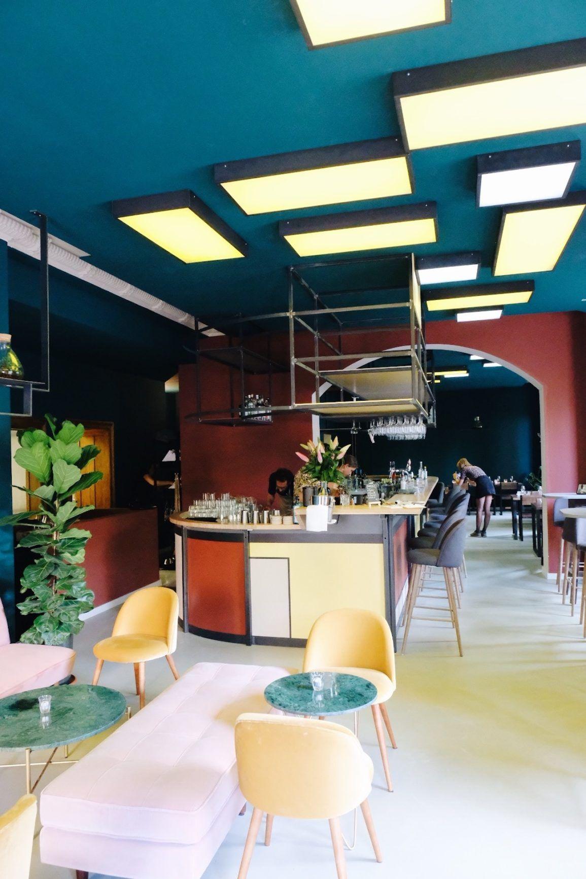 About Fuel, Foodblog, Leckerbissen, Bonvivant, Cocktail-Bistro, Bar, Interior