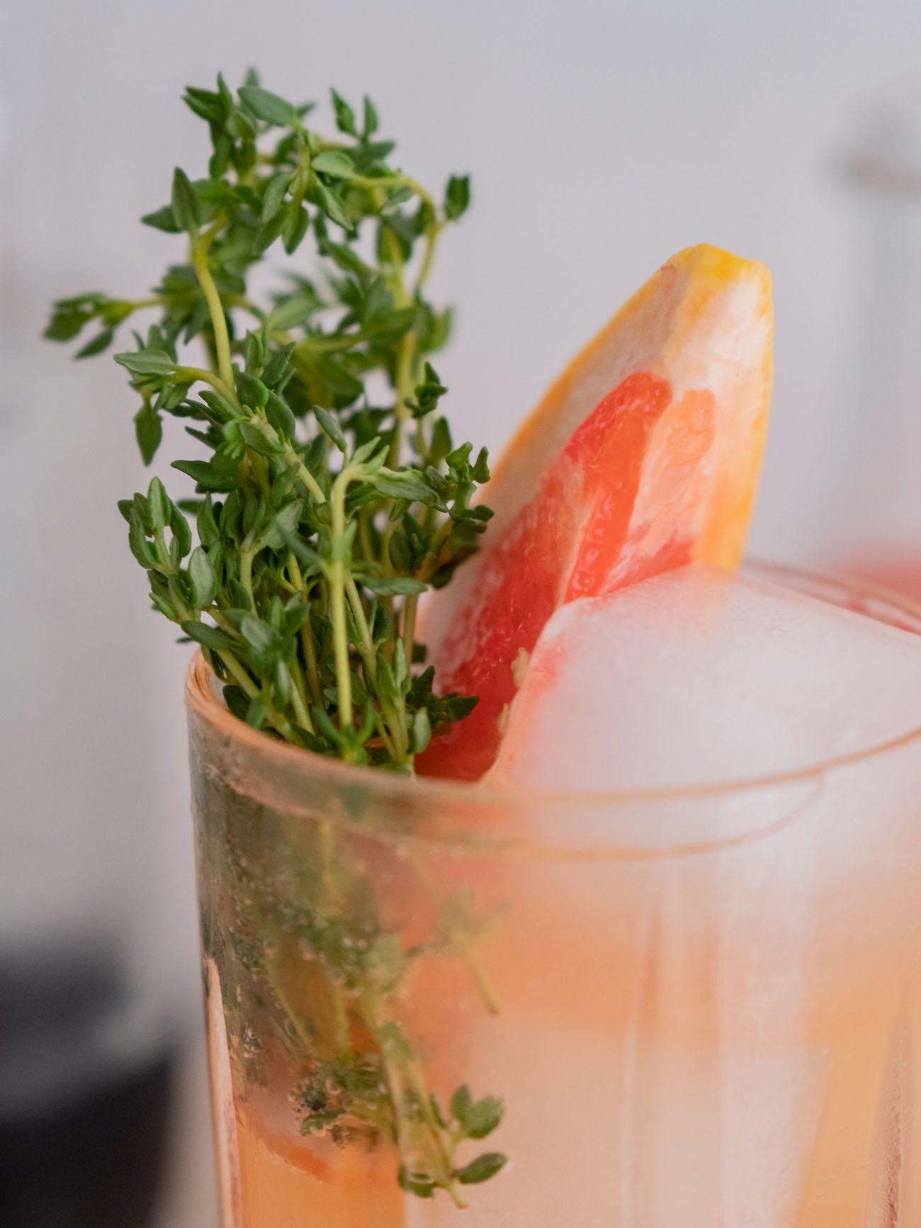 Foodblog, About Fuel, Soda Stream, Sirup, Rezept, Pink Grapefruit mit Thymian, Limonade