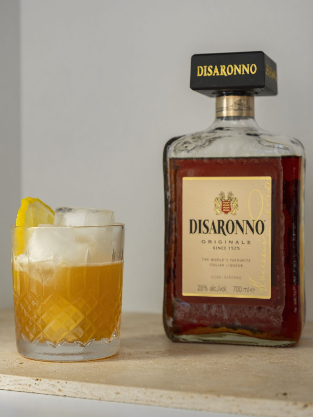 Foodblog, Rezept, Disaronno Sour, Boozy Friday