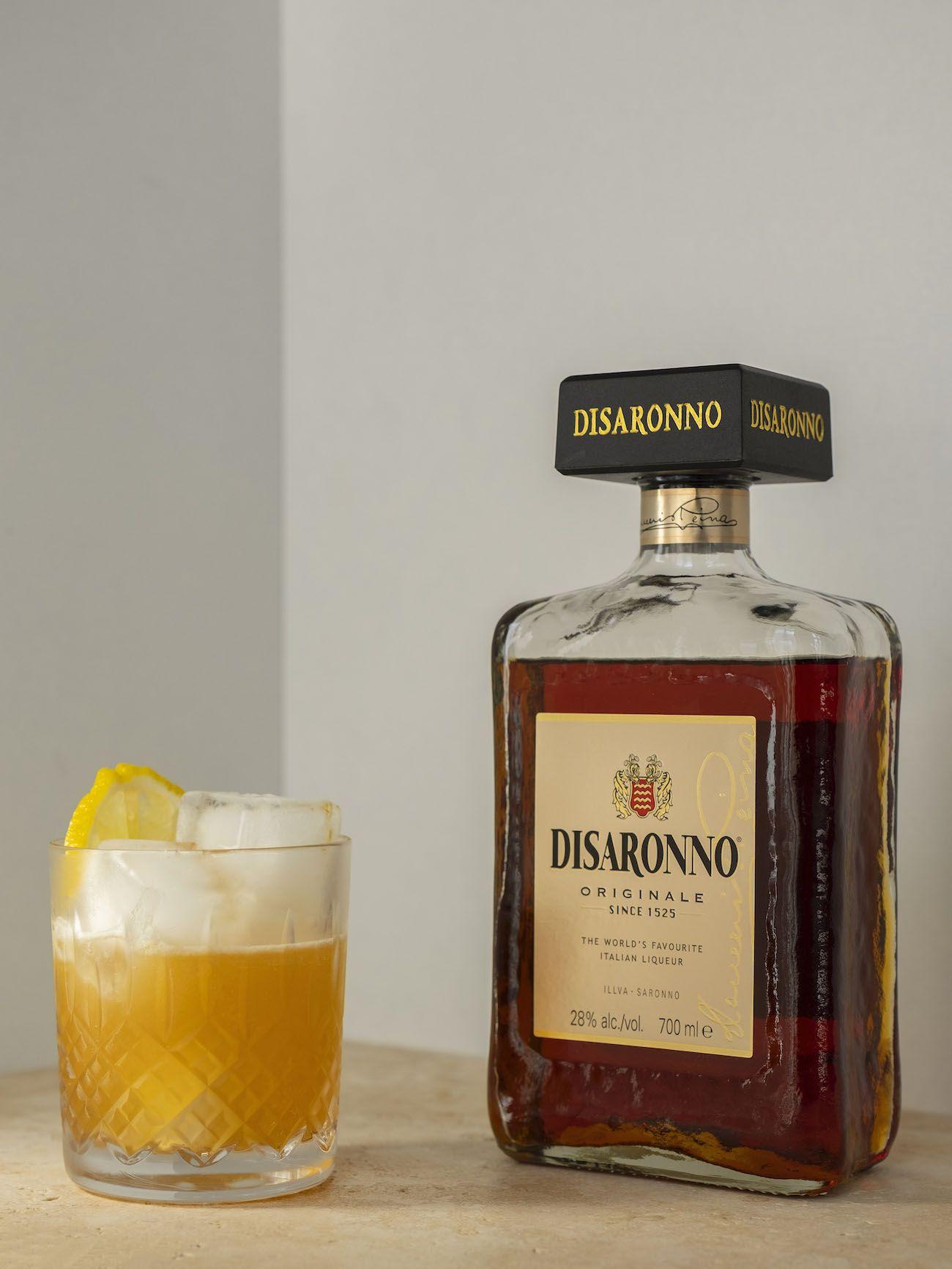 Foodblog, Rezept, Disaronno Sour, Zitrone