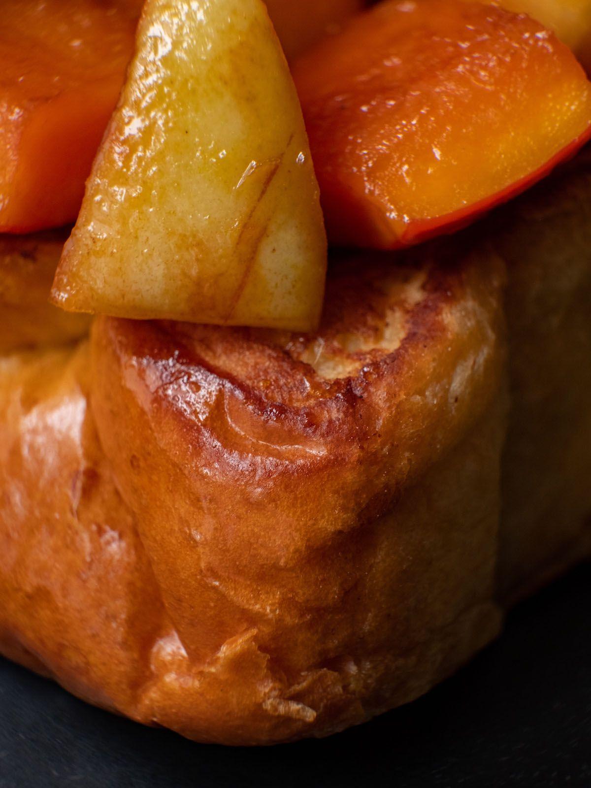 About Fuel, Foodblog, Rezept, French Toast, Ferdinands Saar Quince, Brioche