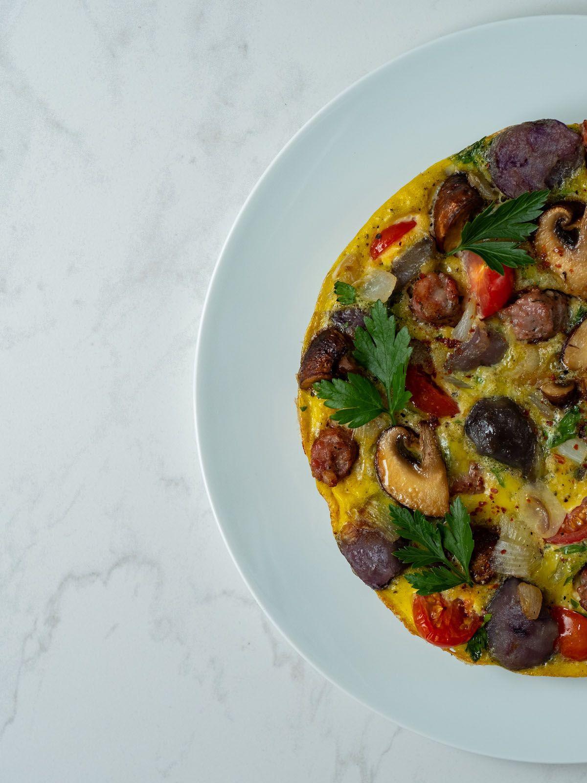 About Fuel, Foodblog, Rezept, Tortilla, Champignons
