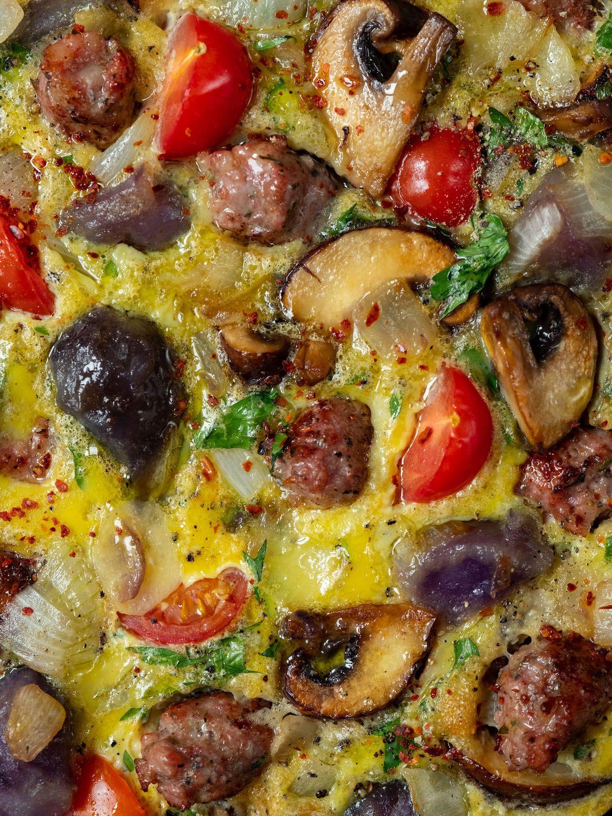 About Fuel, Foodblog, Rezept, Tortilla, Tomaten, Kartoffeln