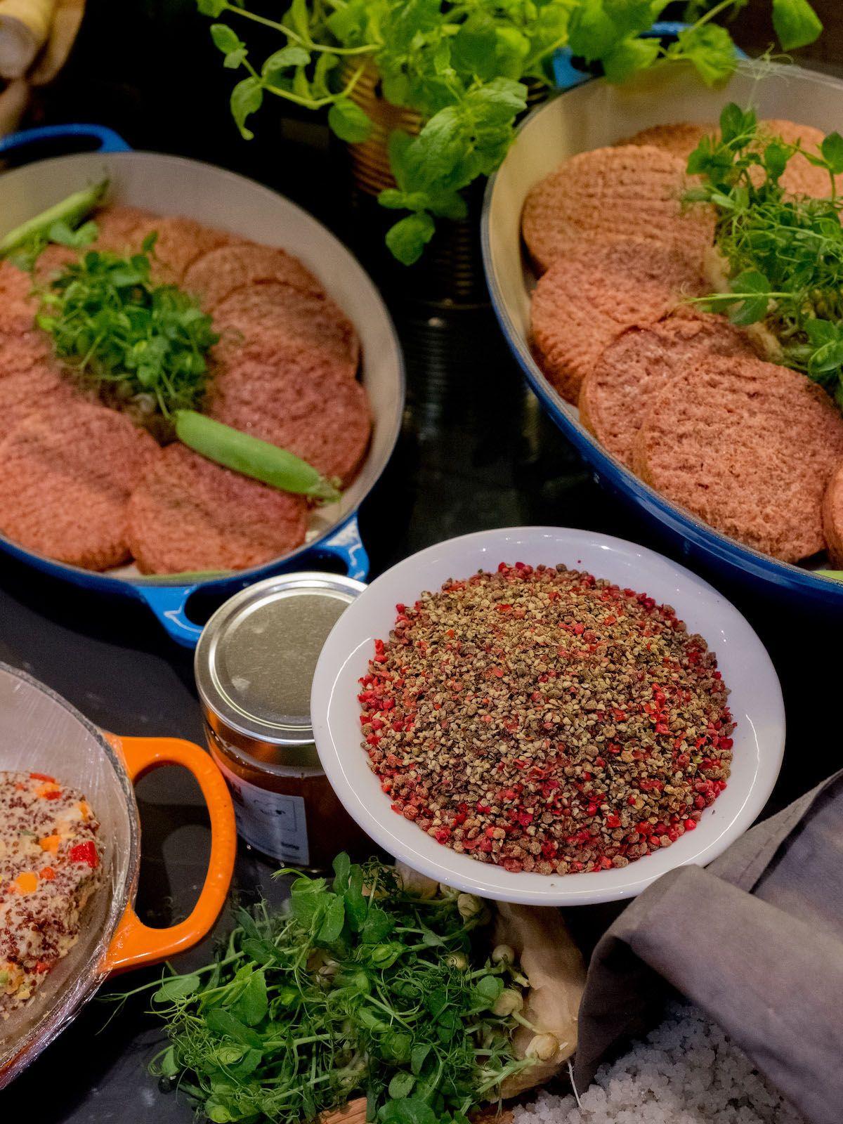Foodblog, About Fuel, Leckerbissen, Scandic Hotel Frankfurt, Beyond Meat