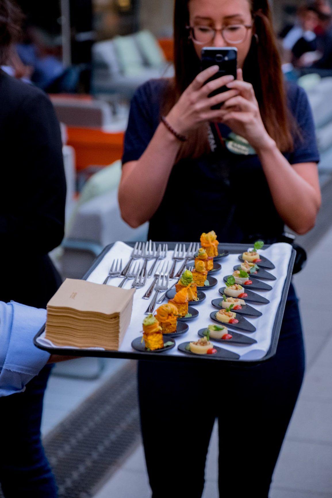 Foodblog, About Fuel, Leckerbissen, Scandic Hotel Frankfurt, Vorspeisen, Dinner, Kürbis