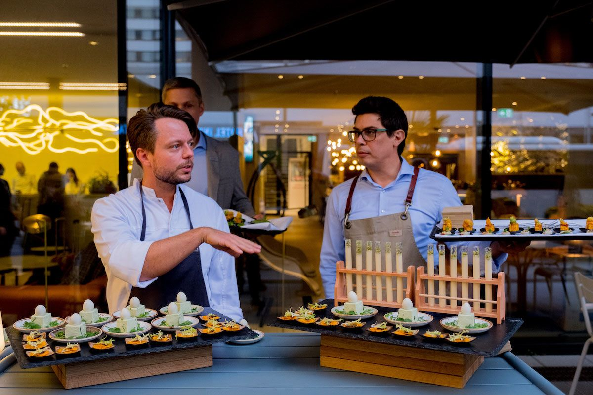 Foodblog, About Fuel, Leckerbissen, Scandic Hotel Frankfurt, Vorspeisen