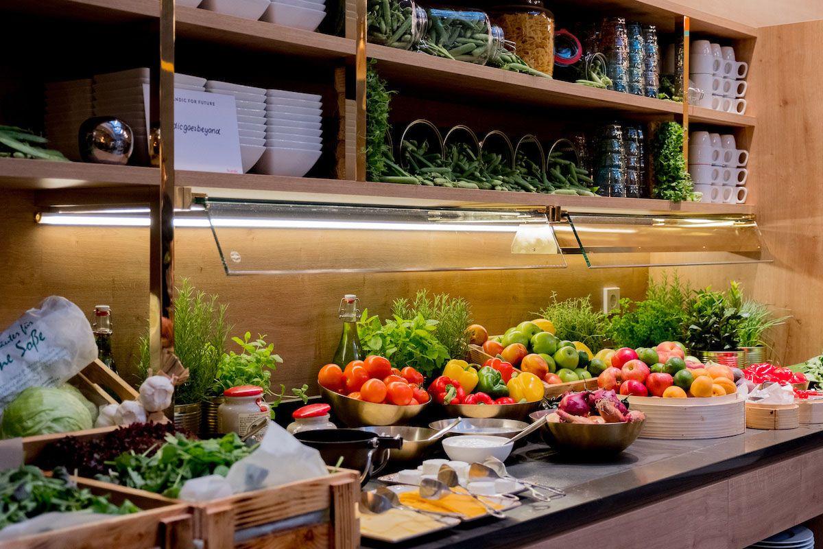Foodblog, About Fuel, Leckerbissen, Scandic Hotel Frankfurt, Zutaten, Gemüse